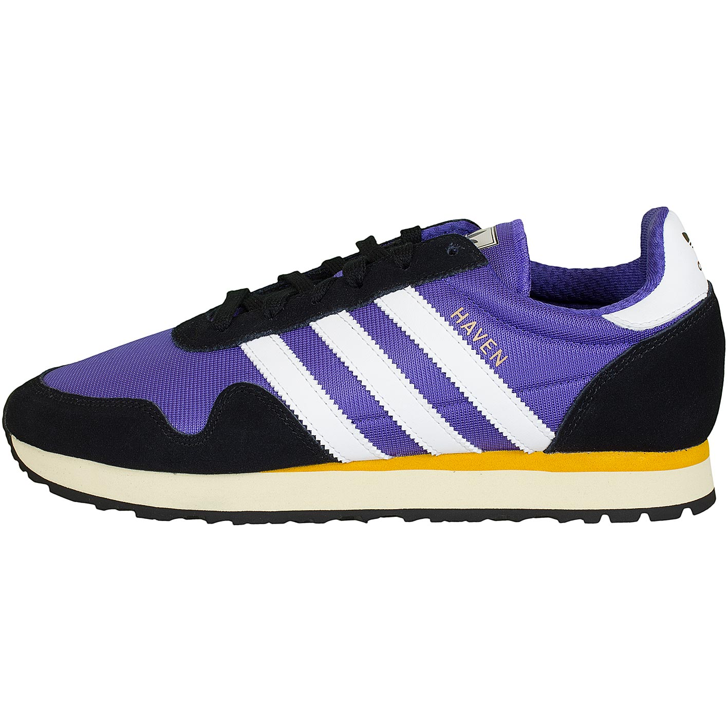 ☆ Adidas Originals Sneaker Haven lilaweißschwarz hier