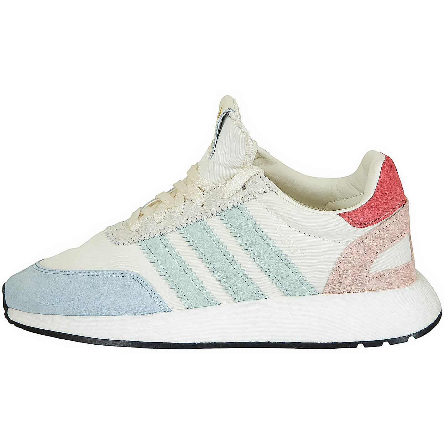 76edccb4487bde ☆ Adidas Originals Damen Sneaker I-5923 Pride beige hellblau rot ...