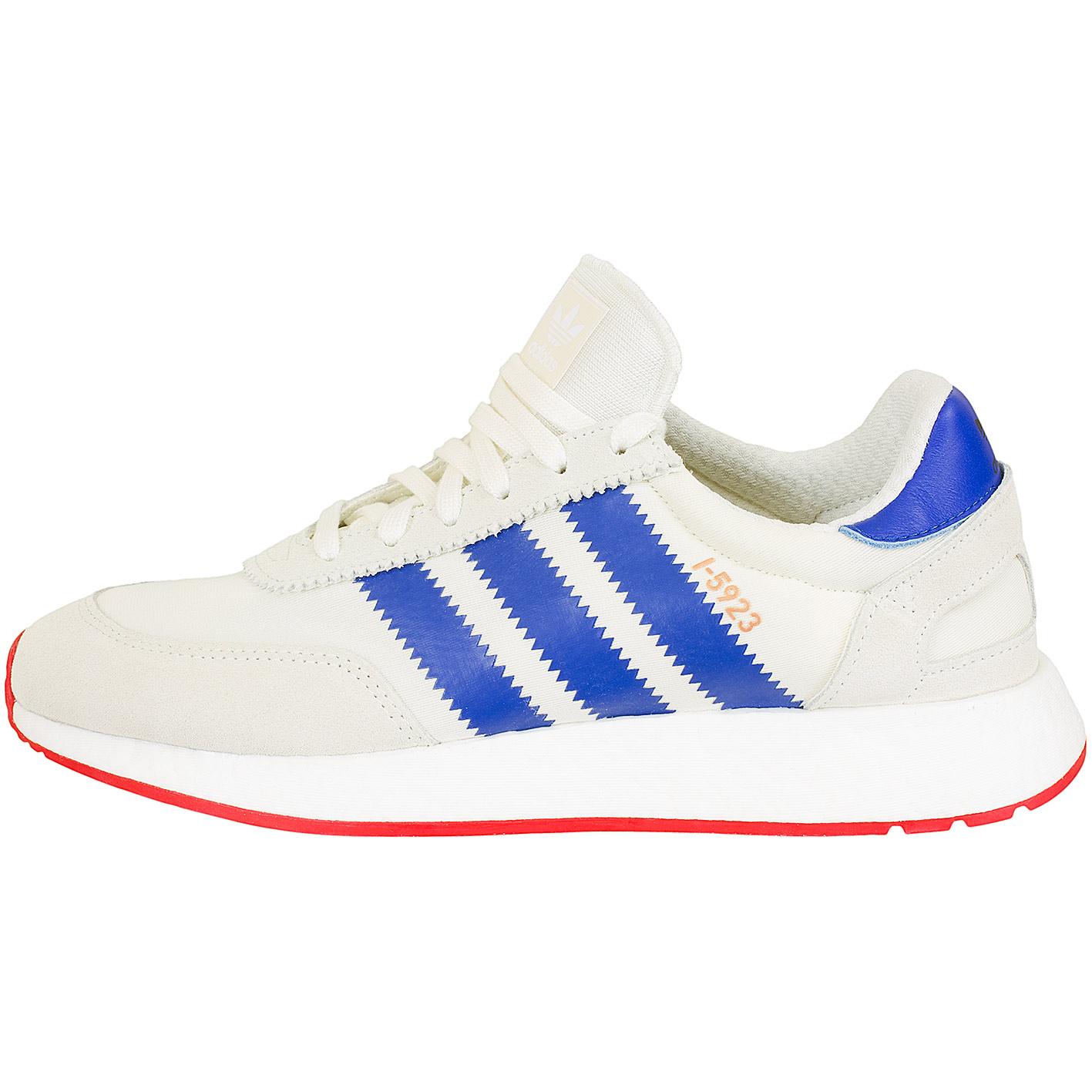 Gutscheincode Schatz als seltenes Gut Rabatt-Sammlung ☆ Adidas Originals Sneaker I-5923 weiß/blau/rot - hier ...