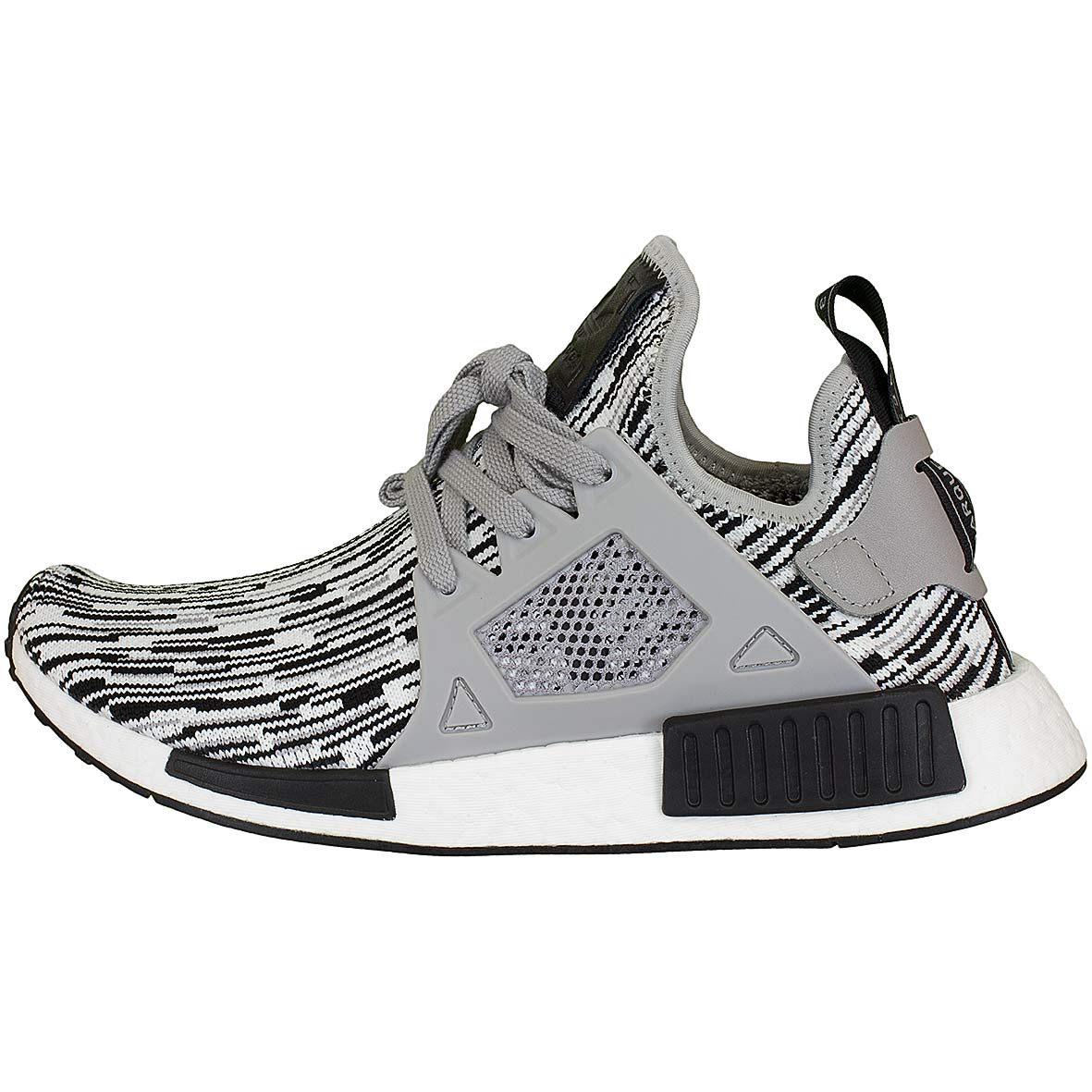 adidas originals sneaker nmd xr1 primeknit schwarz grau. Black Bedroom Furniture Sets. Home Design Ideas
