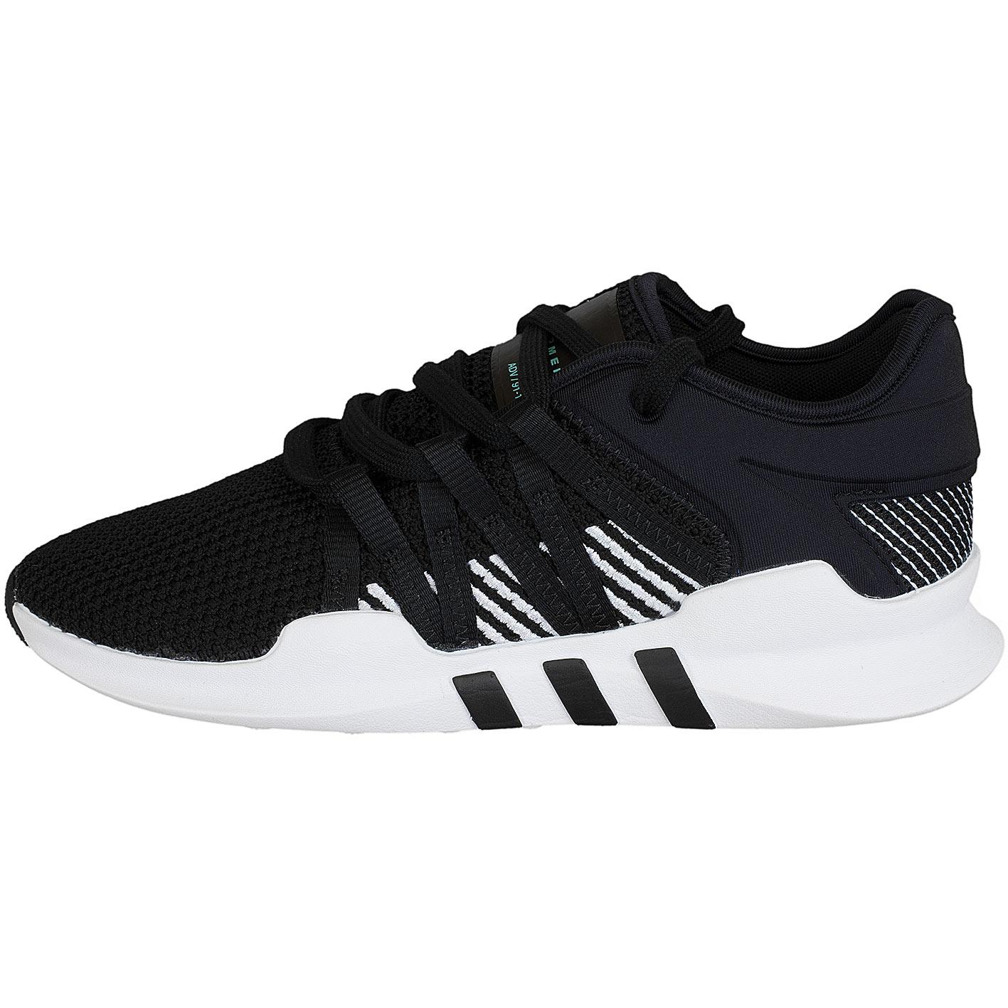 designer fashion 66f26 3dc09 Adidas Originals Damen Sneaker Equipment Racing ADV schwarzschwarzweiß