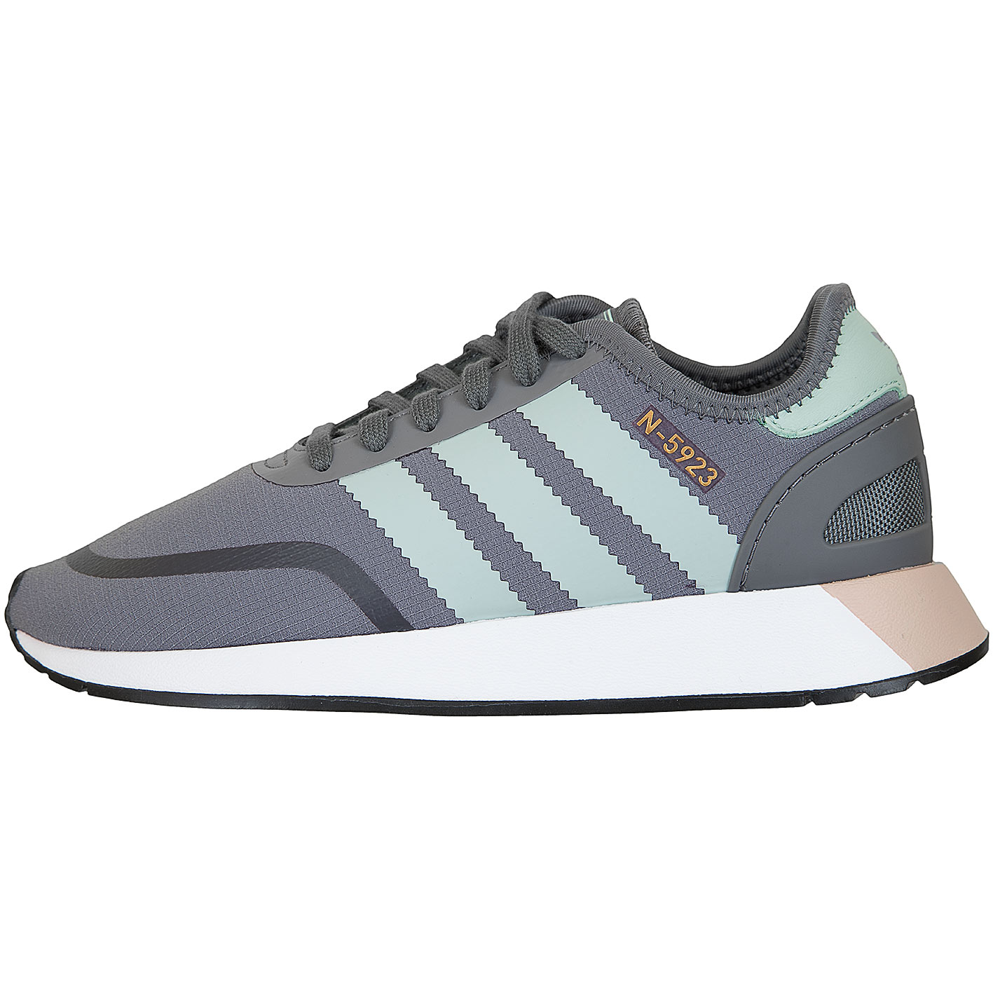 differently on wholesale first rate ☆ Adidas Originals Damen Sneaker N-5923 grau/grün - hier ...