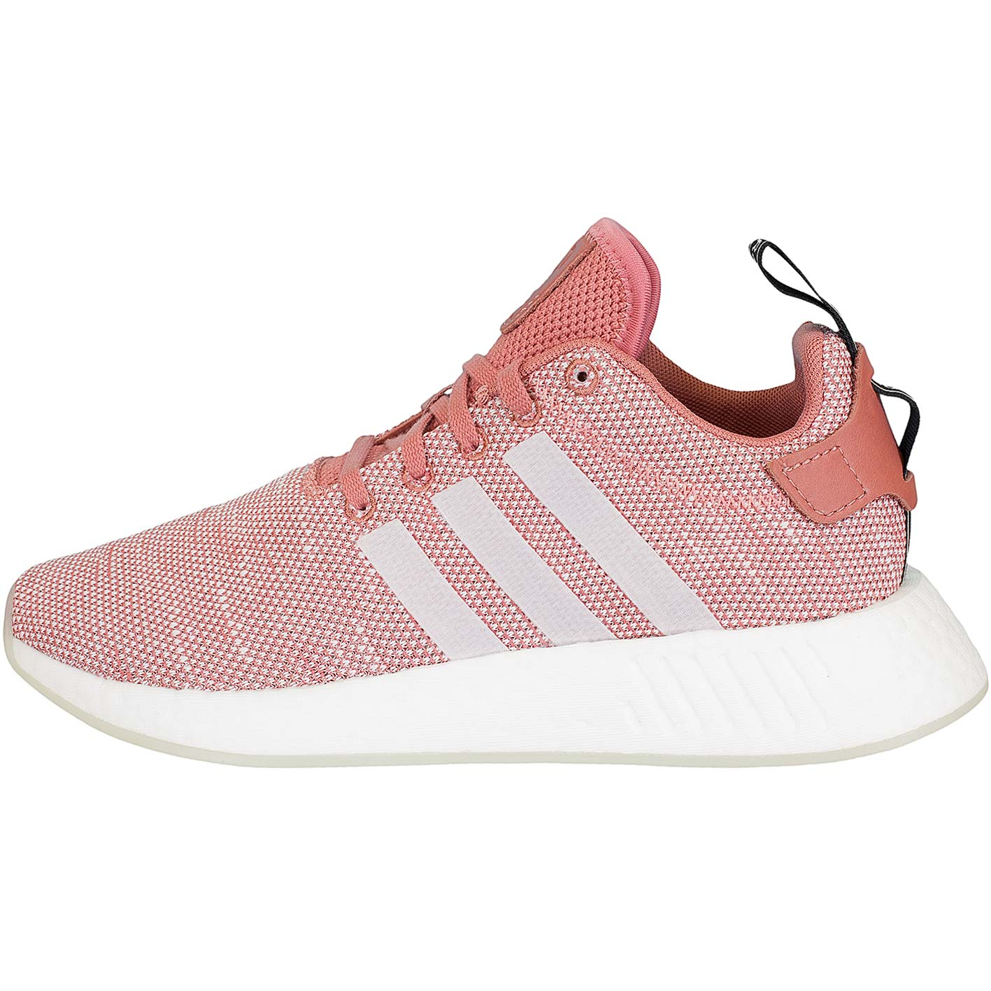Damen Adidas Originals AQ0197 NMD_R2 Schuhe Ash Pearl Rosa