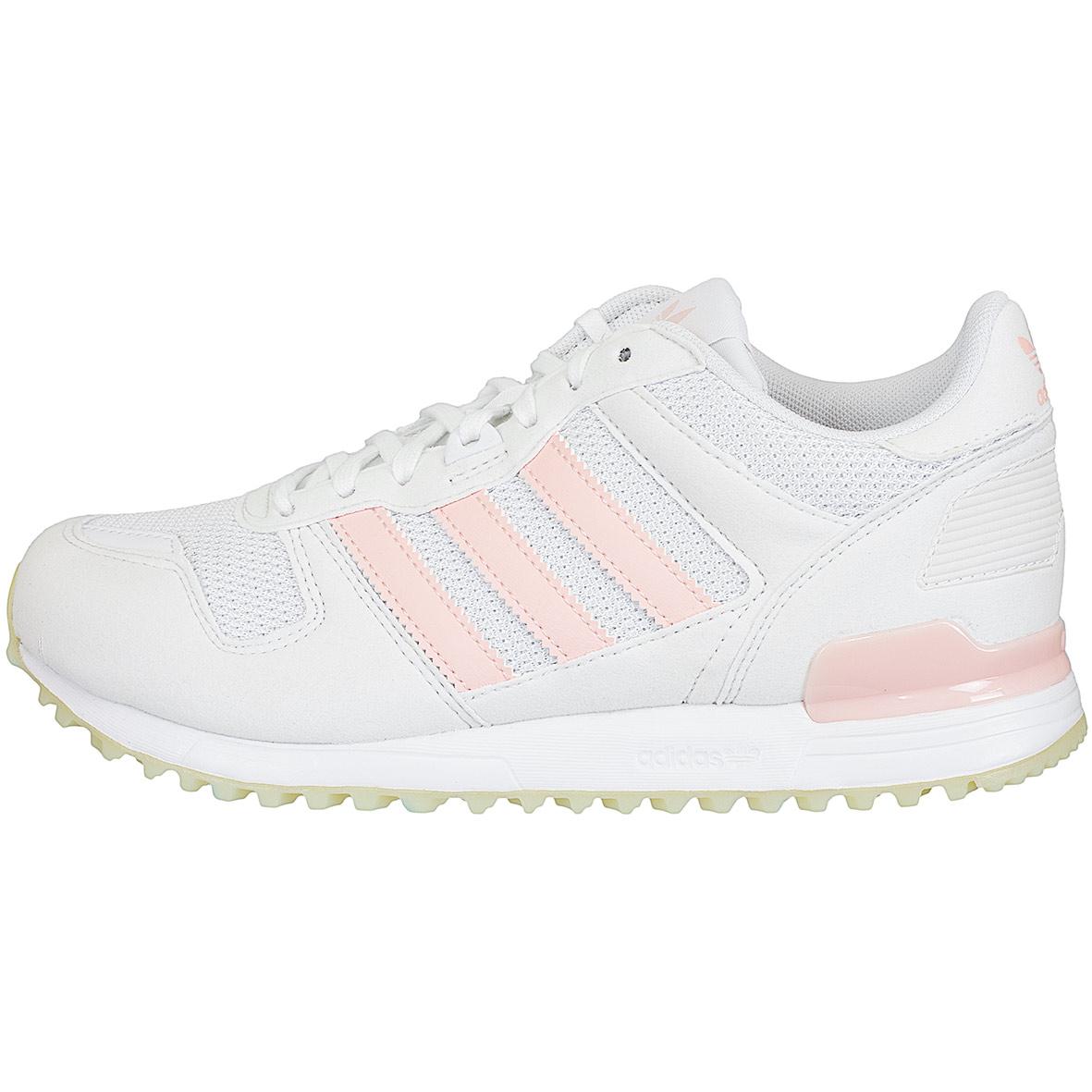 Adidas Schuhe Sneaker Weiß Neu Originals Zx Damen 700