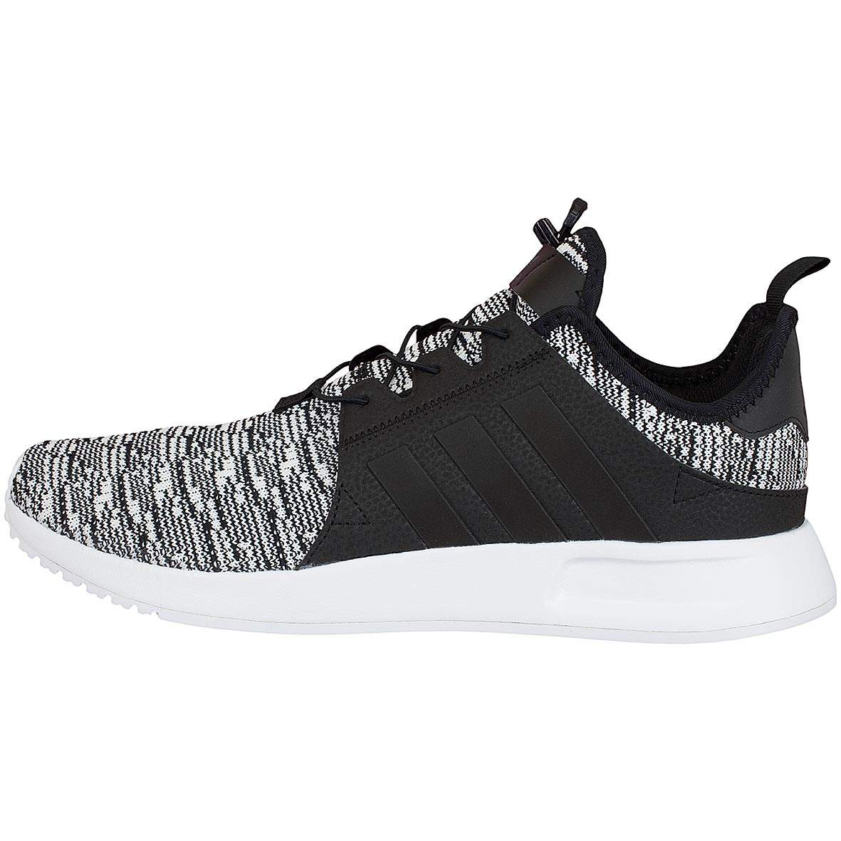 Adidas Originals Sneaker X PLR schwarz/schwarz/weiß