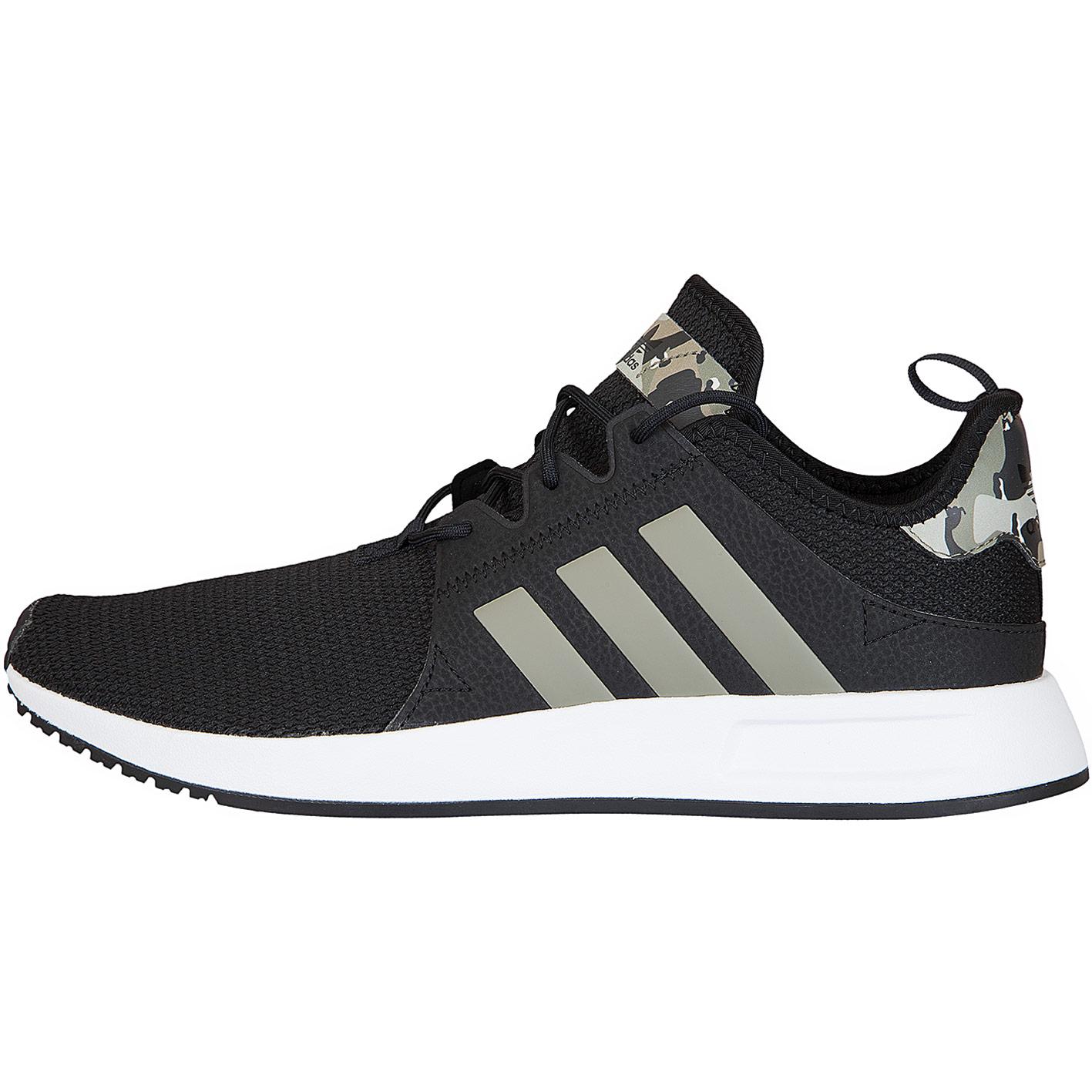 4bacec7a72 ☆ Adidas Originals Sneaker X PLR schwarz/dunkelgrau - hier bestellen!