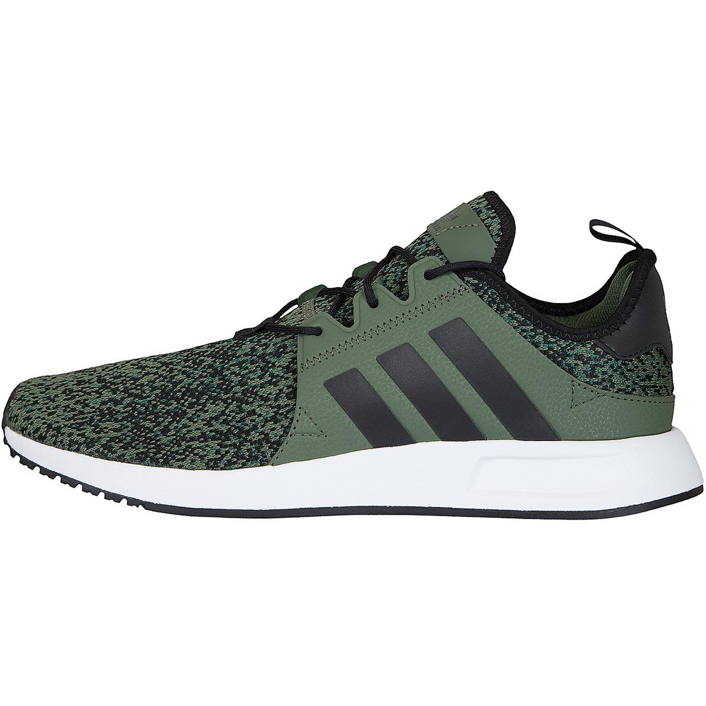 a7c6fedc1e831d ☆ Adidas Originals Sneaker X PLR grün schwarz - hier bestellen!