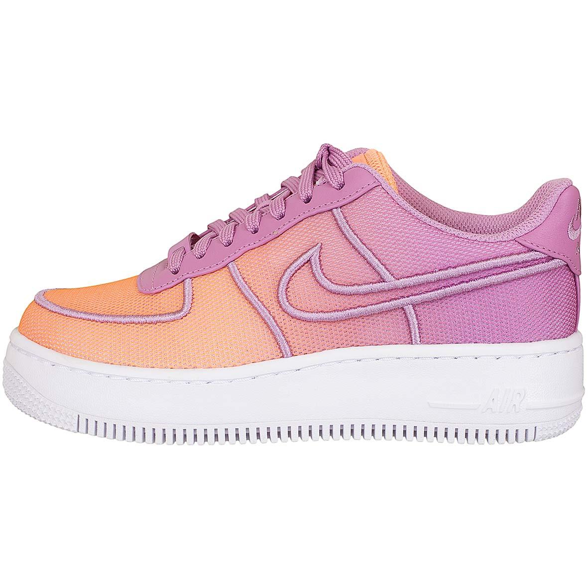 Nike Damen Air Force 1 '07 Essential Grün AO2132 700