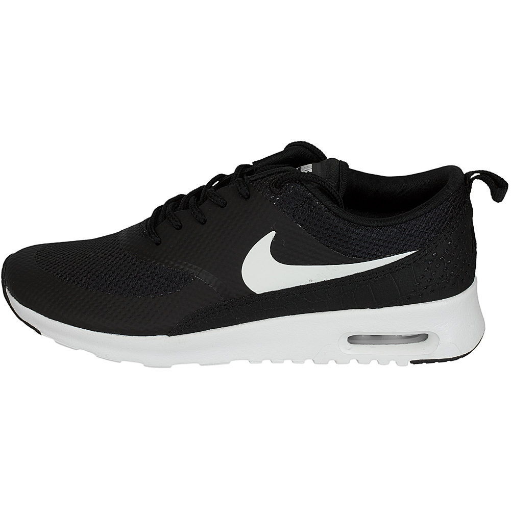nike damen sneaker air max thea schwarz wei hier bestellen. Black Bedroom Furniture Sets. Home Design Ideas