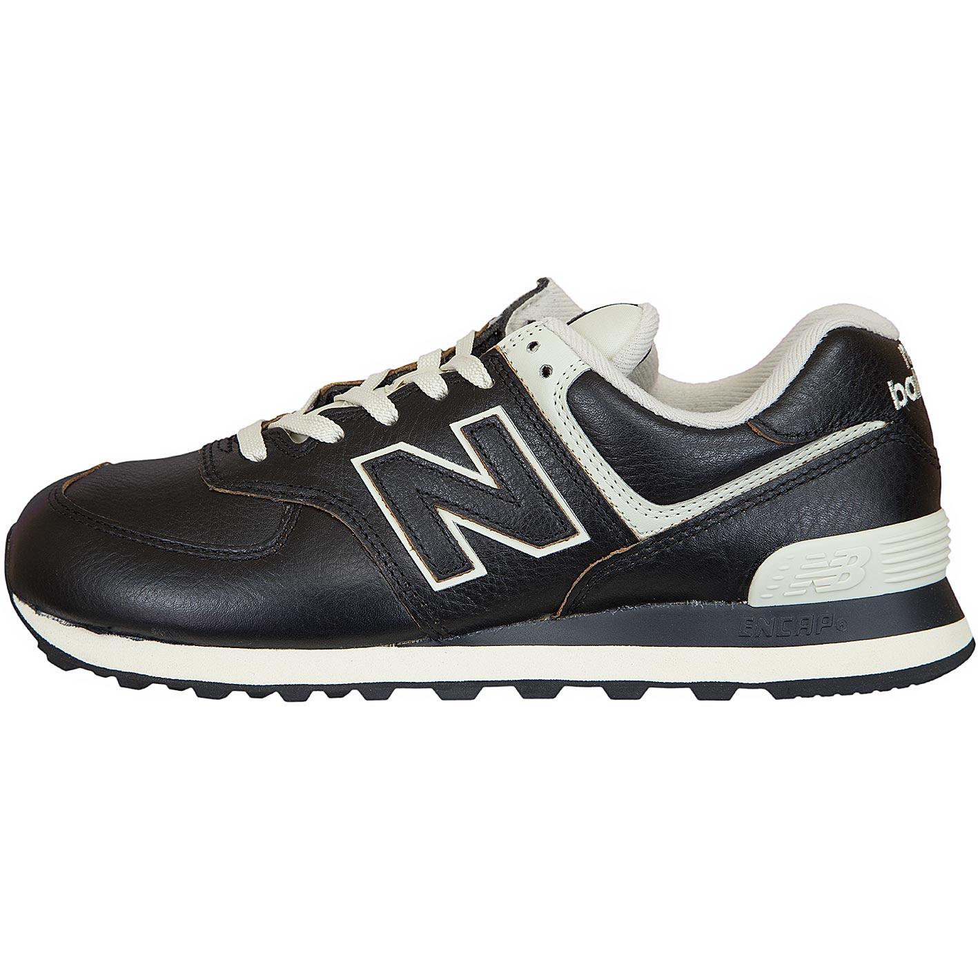 New Balance ML574D 657051 60 8 Schwarz