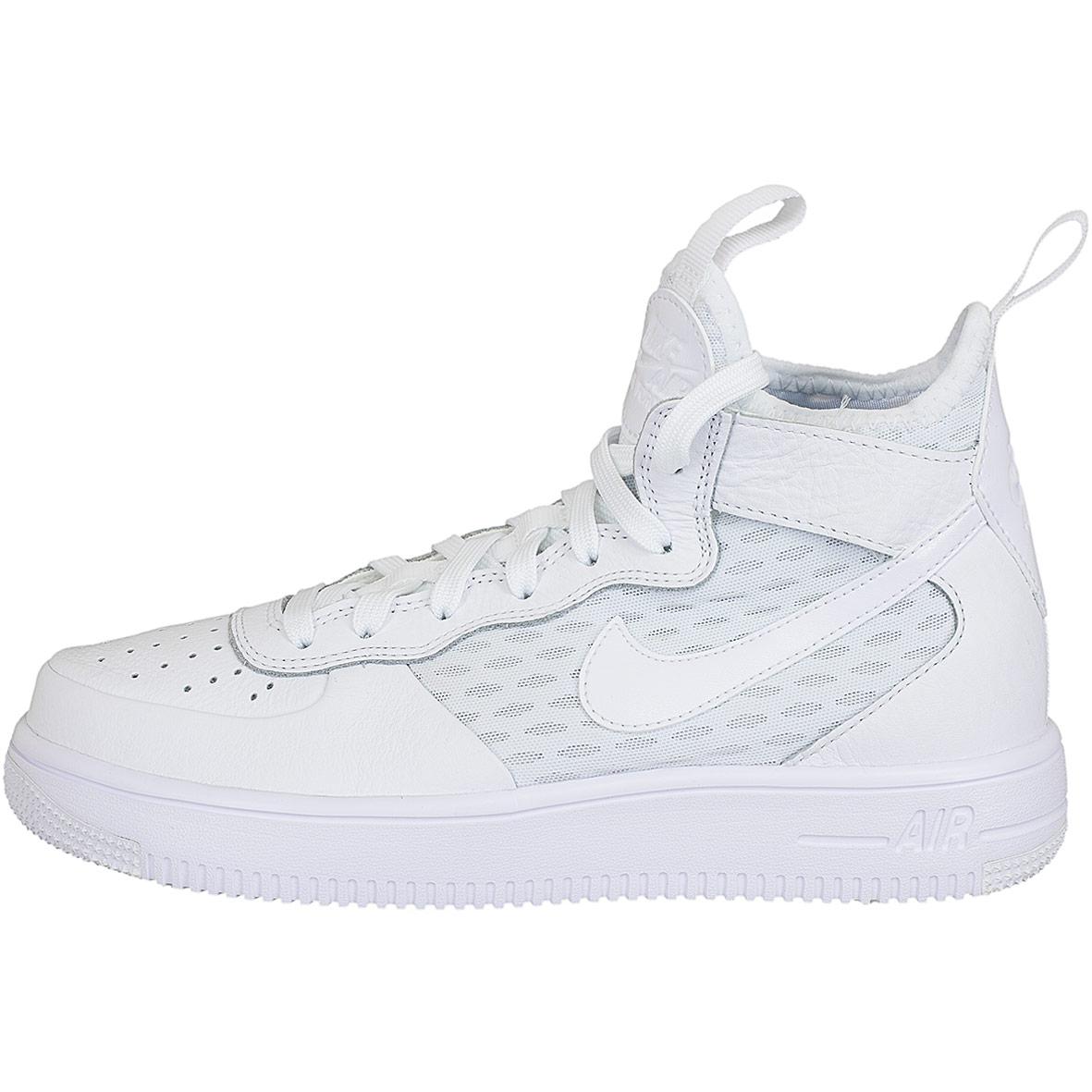 nike damen sneaker air force 1 ultraforce mid wei wei. Black Bedroom Furniture Sets. Home Design Ideas