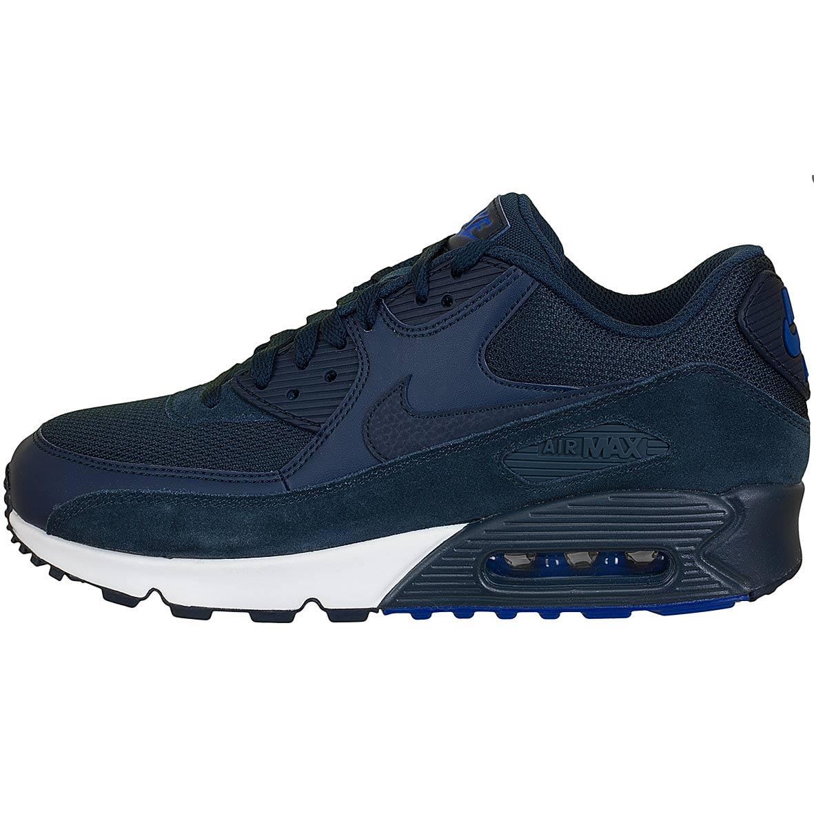 new arrival 2ee0b fb9a5 ☆ Nike Sneaker Air Max 90 Essential navy - hier bestellen!