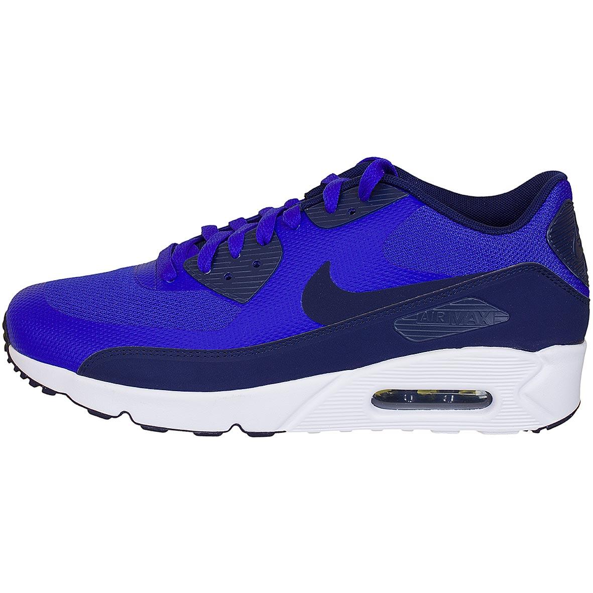 info for ca306 f9c23 Nike Sneaker Air Max 90 Ultra 2.0 Essential blauweiß
