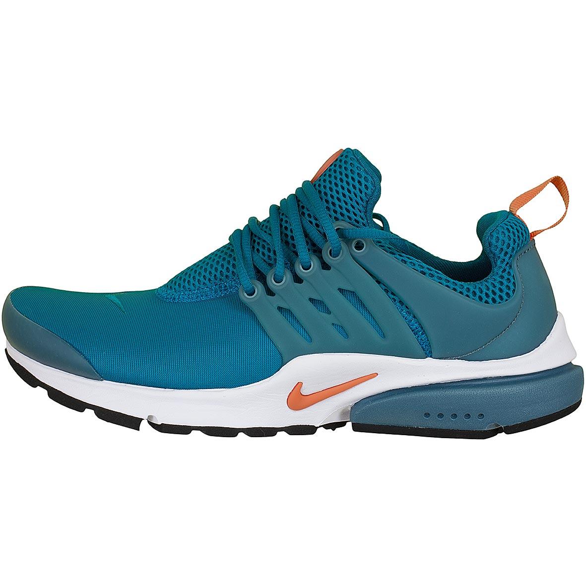 Nike Sneaker Air Presto Essential blauorange