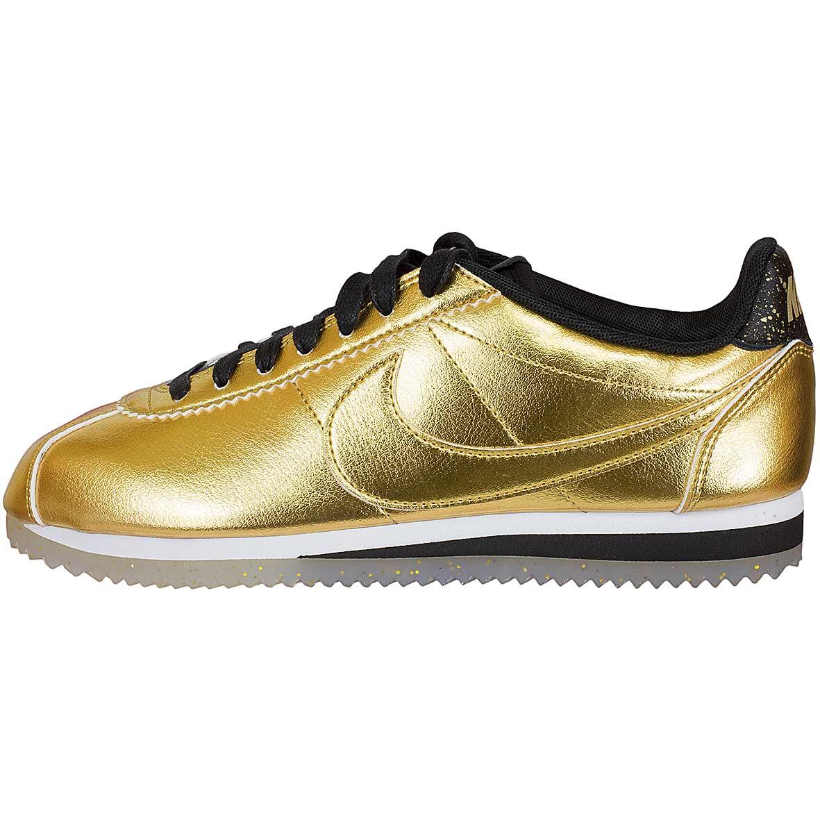 lowest price a660a 04bea ☆ Nike Damen Sneaker Classic Cortez Leather SE metal gold - hier ...