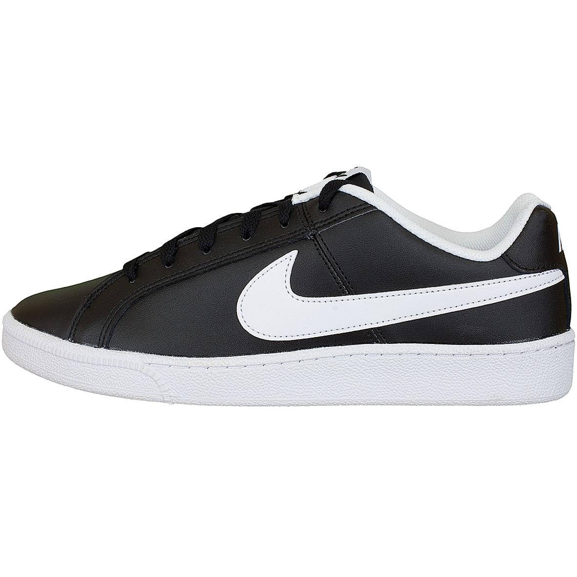 Nike Court Royale Schwarz-Weiss Kaufen Online-Shop
