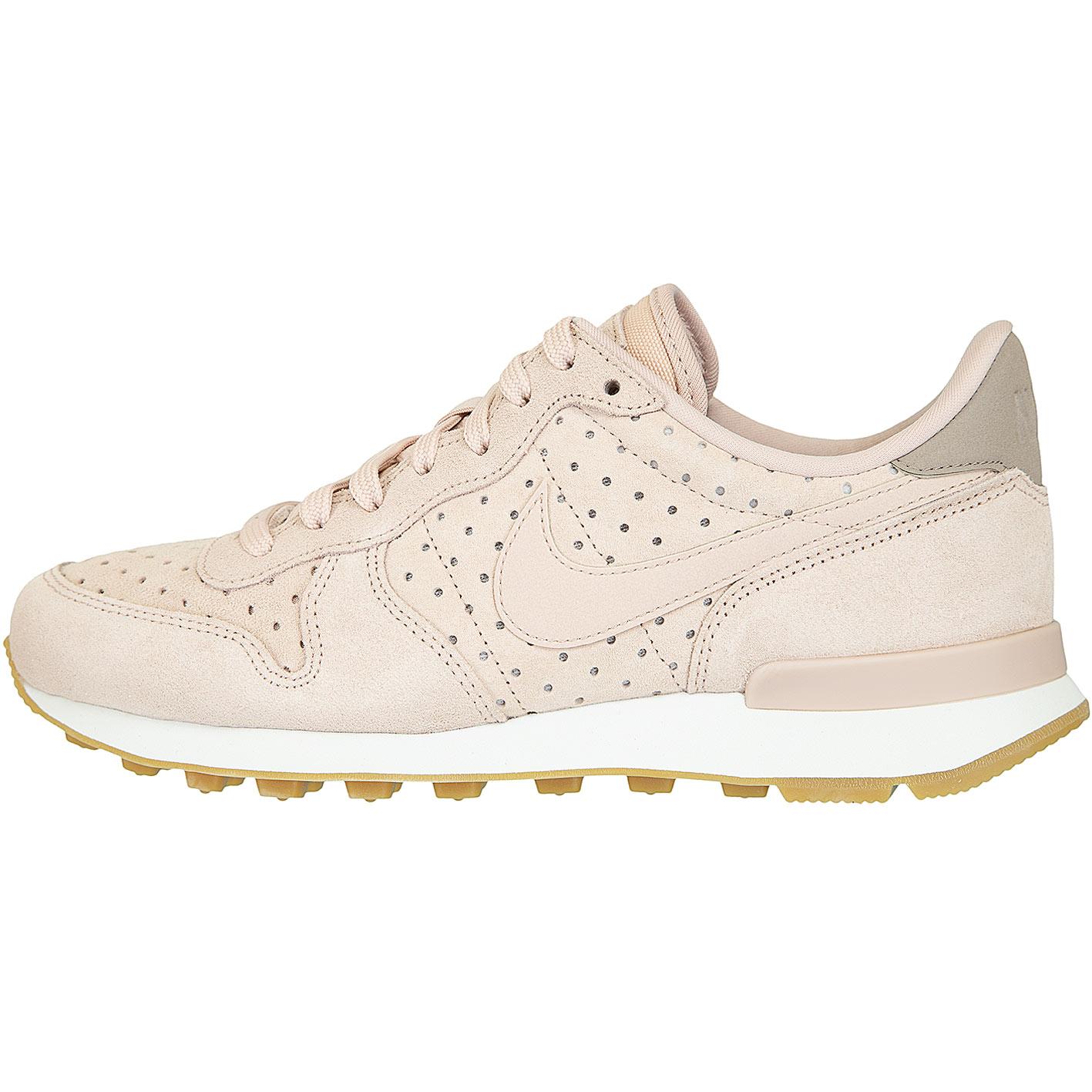uk availability 2191f 7b24f Nike Damen Sneaker Internationalist Premium rosa