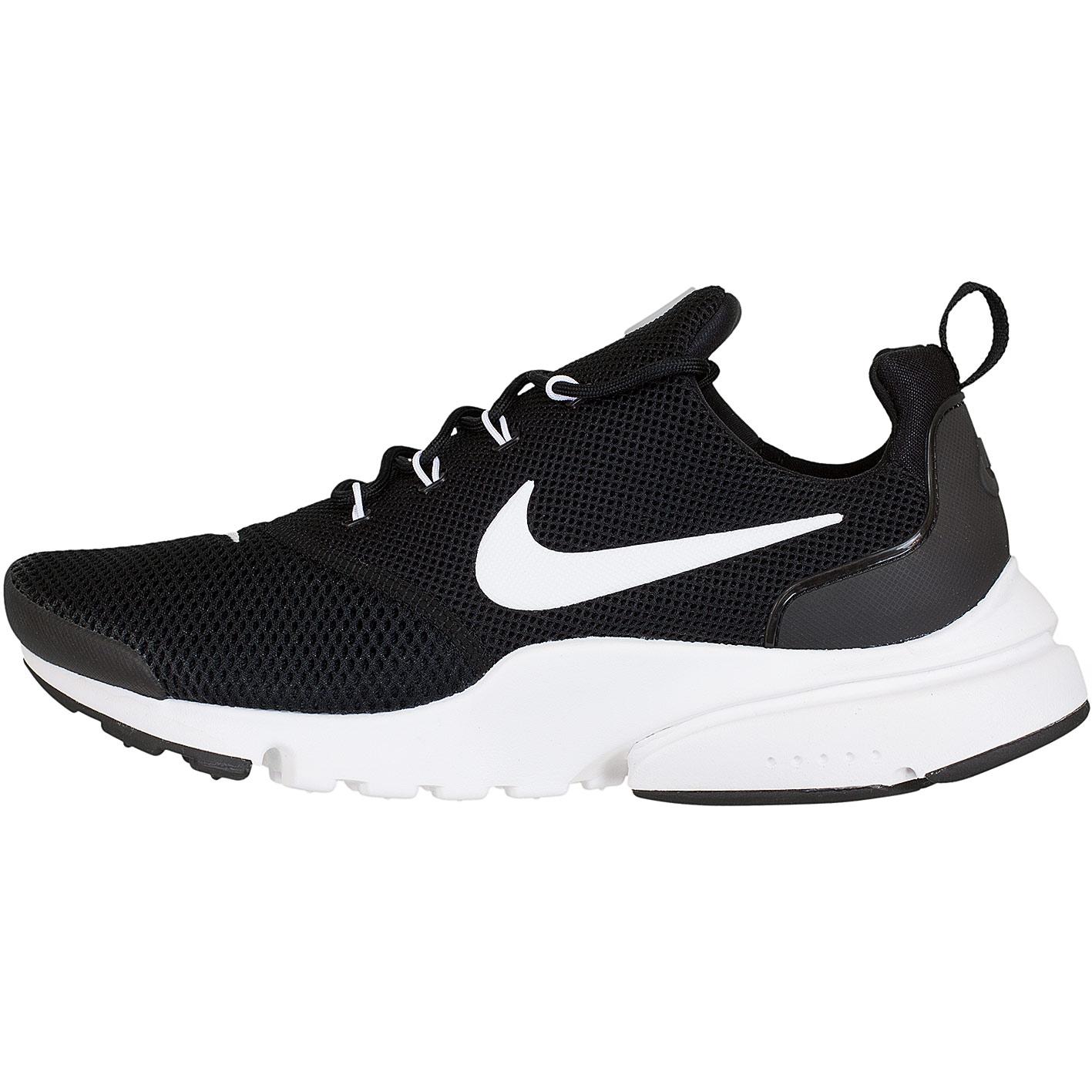 hot sale online 9efb9 37b8f Nike Sneaker Presto Fly schwarzweiß