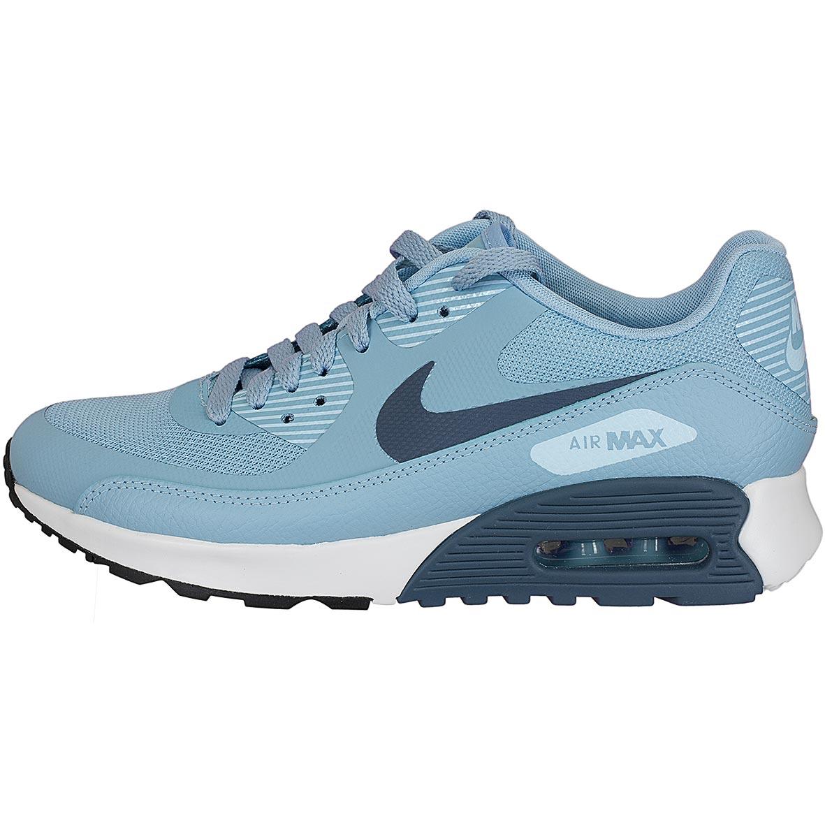 nike damen sneaker air max 90 ultra 2 0 blau hier bestellen. Black Bedroom Furniture Sets. Home Design Ideas