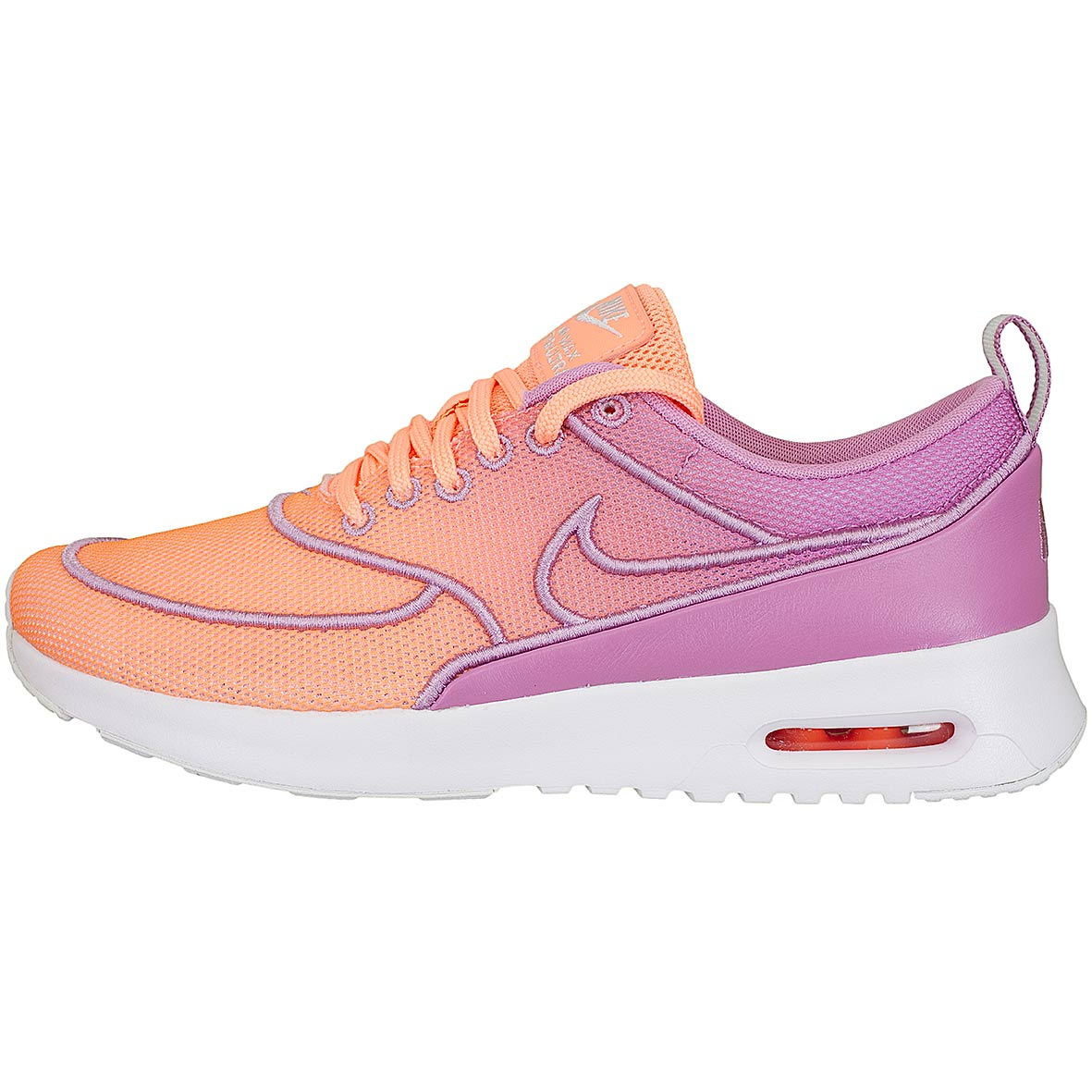 Nike Air Max Thea Ultra SI purple and orange sneaker