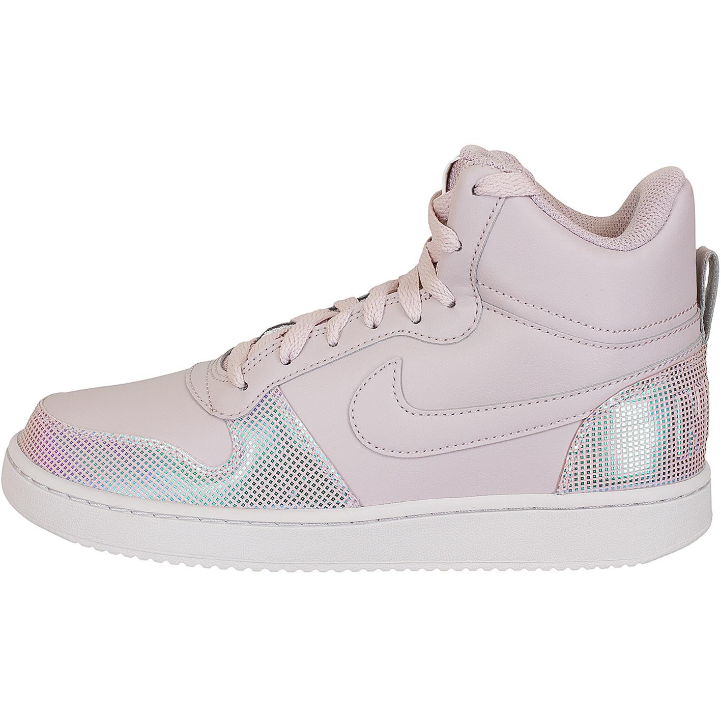 Nike Damen Court Borough Mid Se Hohe Sneaker