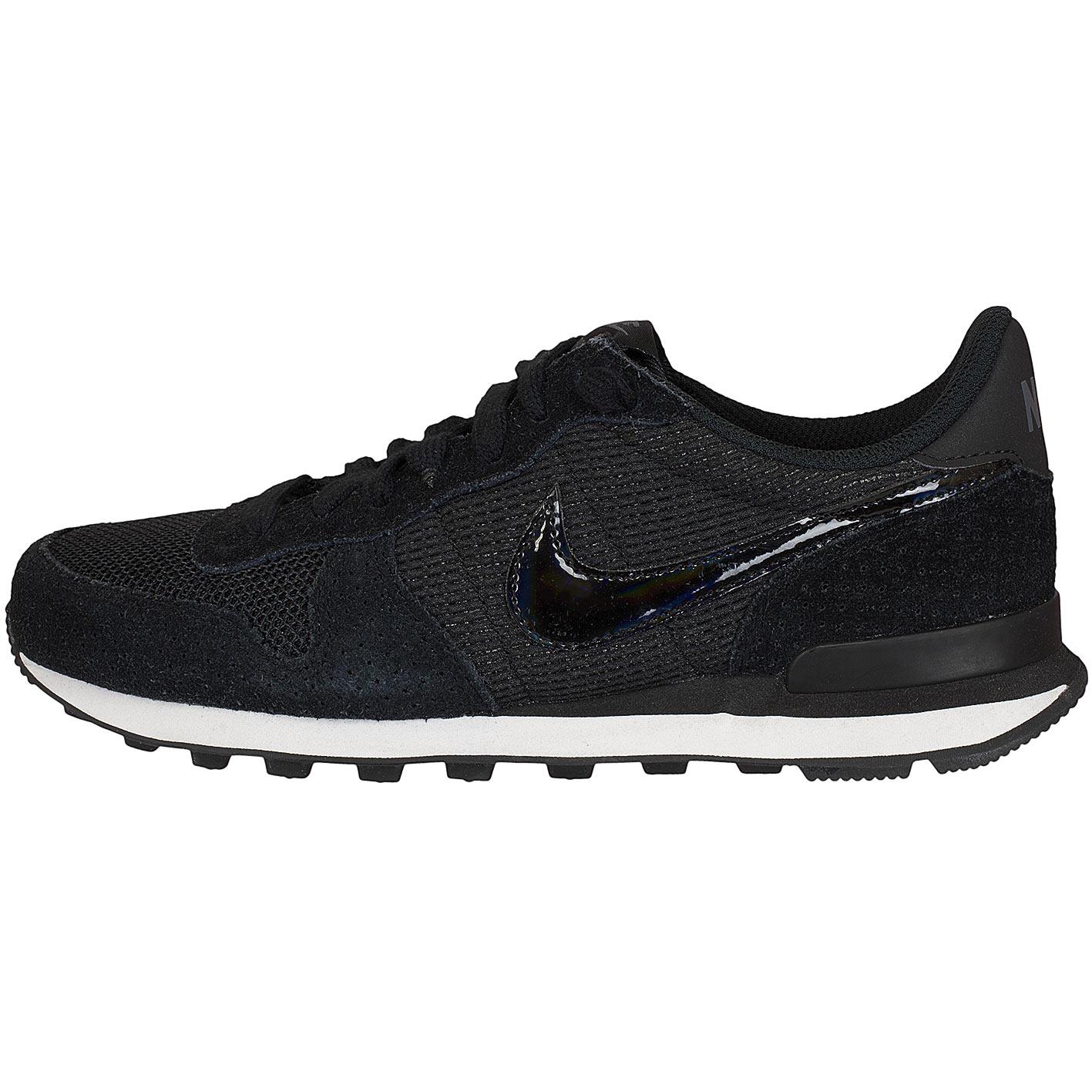 ☆ Nike Damen Sneaker Internationalist schwarz/weiß - hier bestellen!