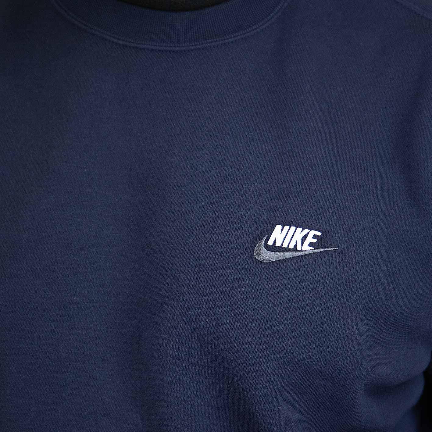 Nike Dunkelblau Dunkelblau Nike Pullover Pullover Nike L543RjcAq