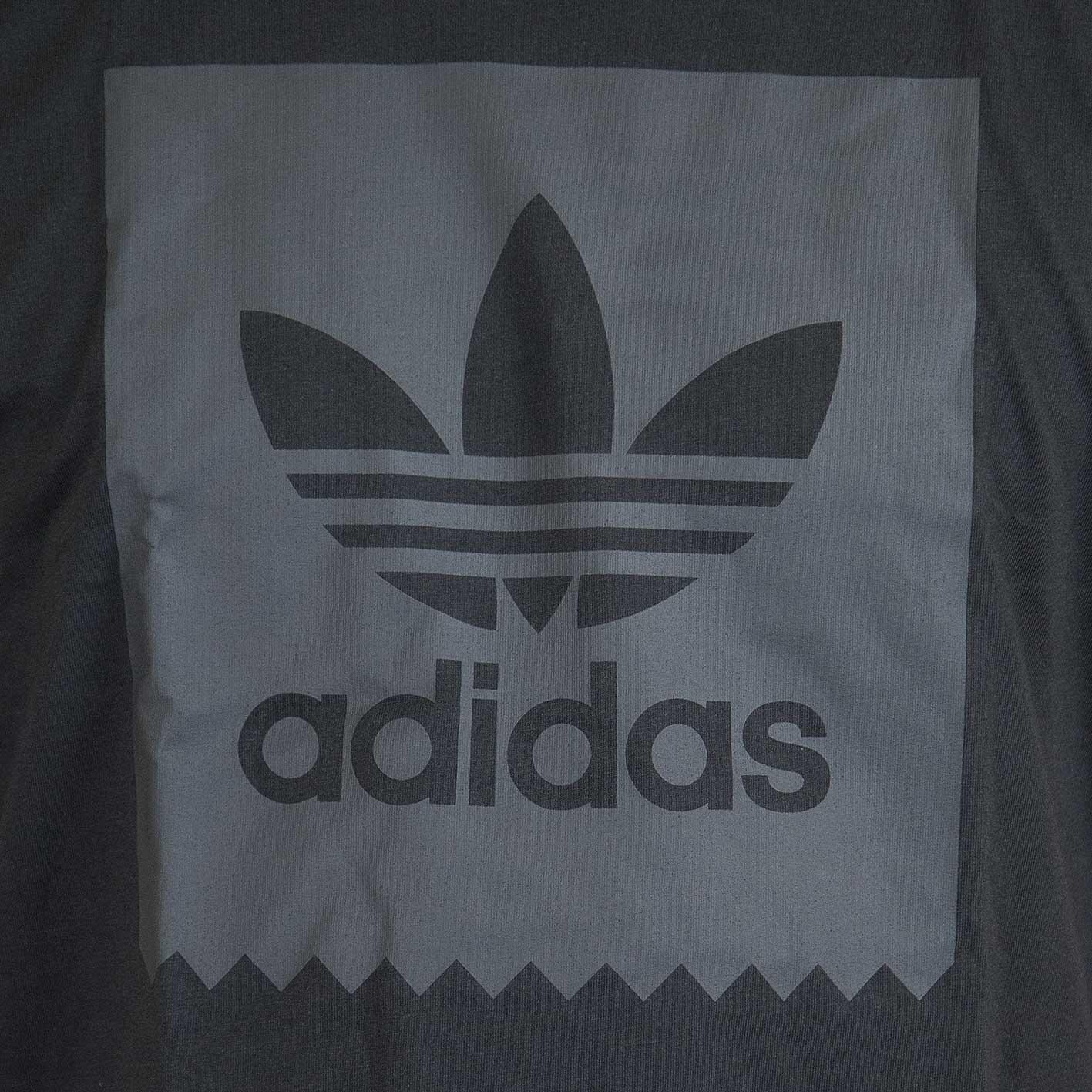 ☆ Adidas Originals T-Shirt Solid BB schwarz - hier bestellen! 416b685e55