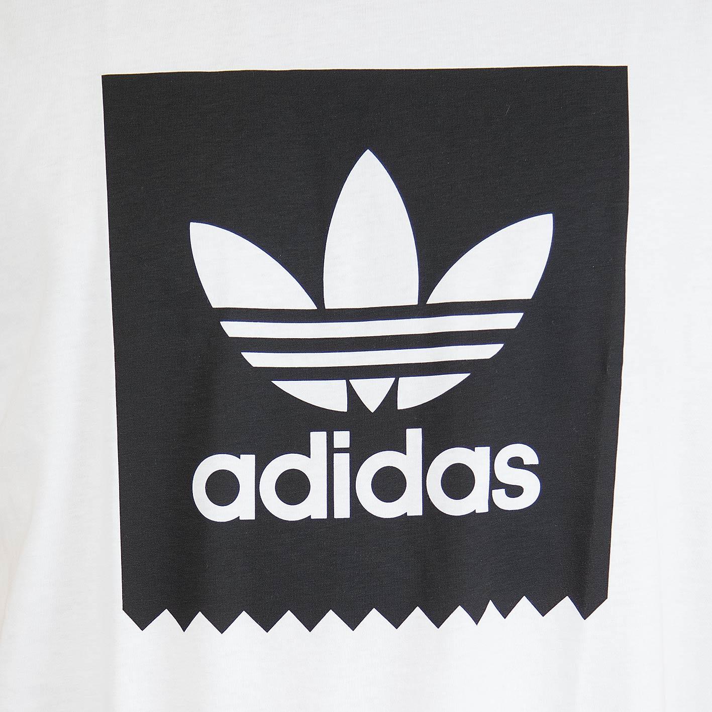 ☆ Adidas Originals T-Shirt Solid BB weiß schwarz - hier bestellen! fcac1a6b65