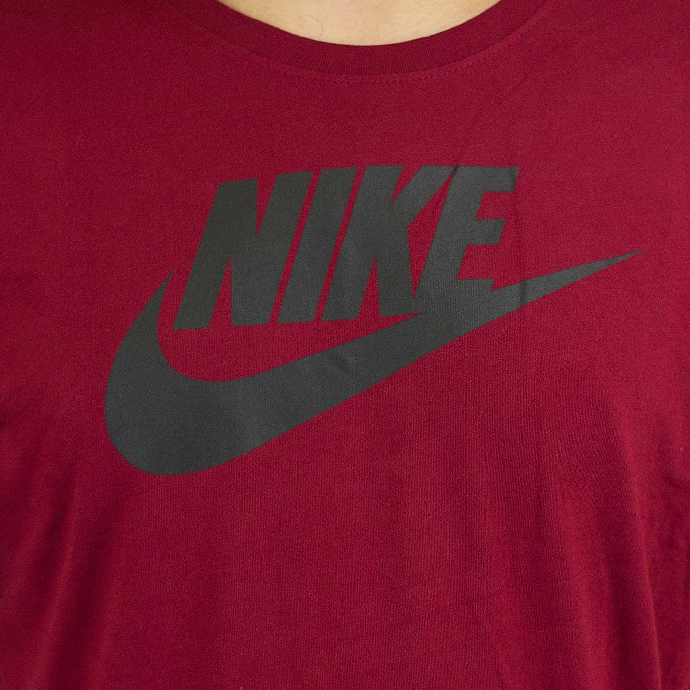 613e0b9068693e ☆ Nike T-Shirt Futura Icon rot schwarz - hier bestellen!