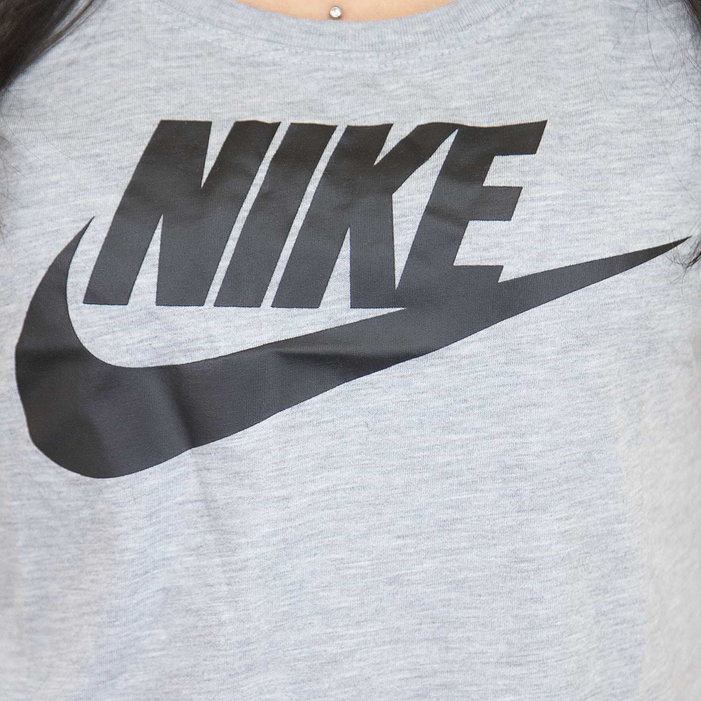 Nike T Shirt Damen Grau DREAMWORKS
