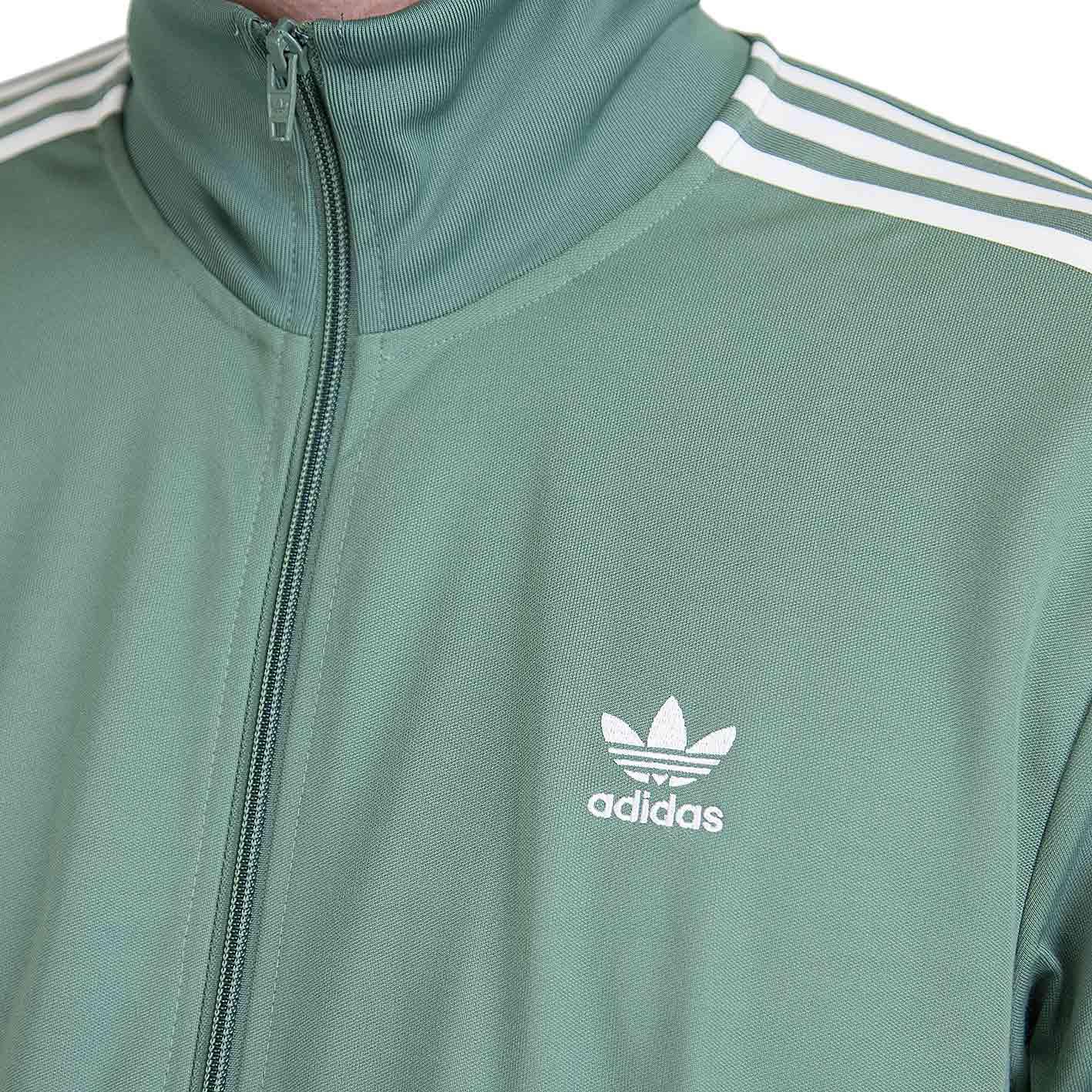 Adidas Originals Beckenbauer Trainingsjacke gruen