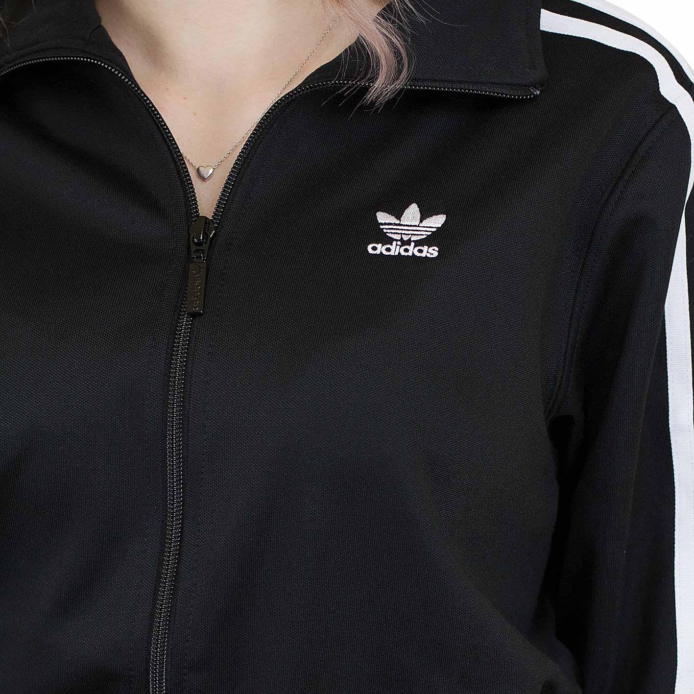 Adidas jacke schwarz weis damen