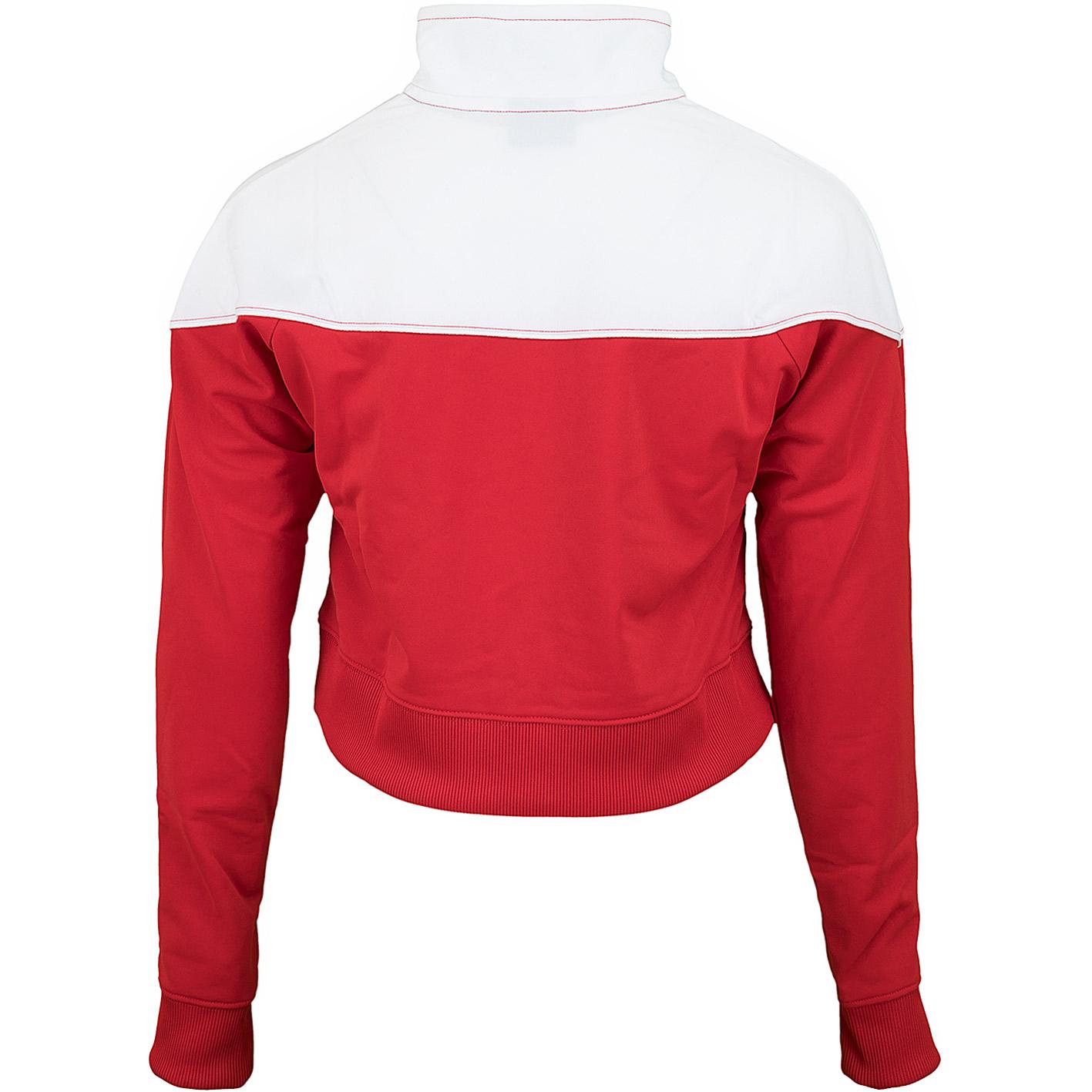 Nike Damen Heritage Trainingsjacke Heritage Nike Nike rotweiß Damen Trainingsjacke rotweiß D2E9WHI