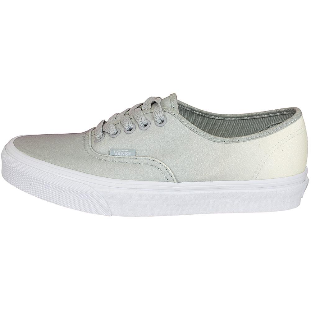 kosten charm stabile Qualität weit verbreitet Vans Damen Sneaker Authentic 2TGlitter weiß/grau
