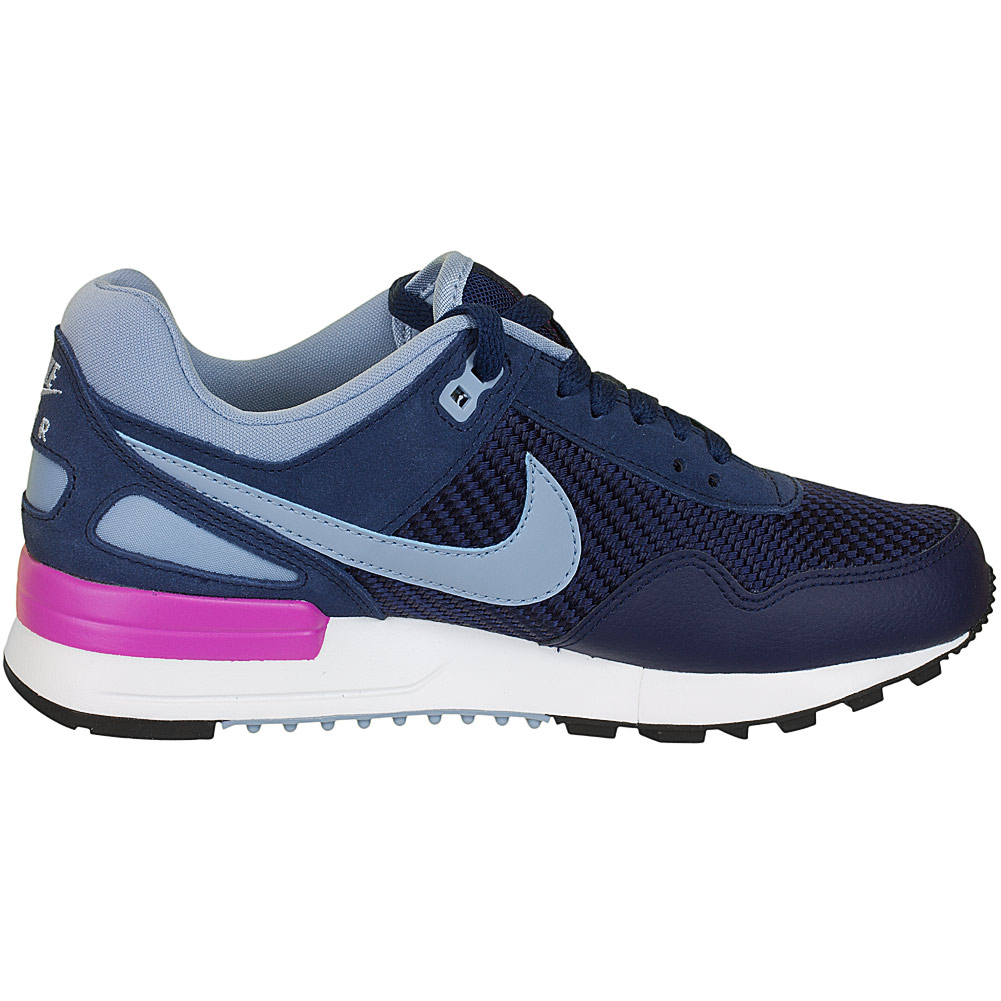 nike damen sneaker air pegasus 89 dunkelblau blau hier. Black Bedroom Furniture Sets. Home Design Ideas