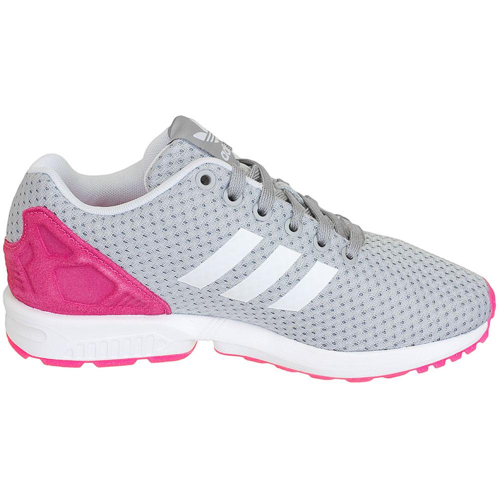 Adidas Flux Grau Pink
