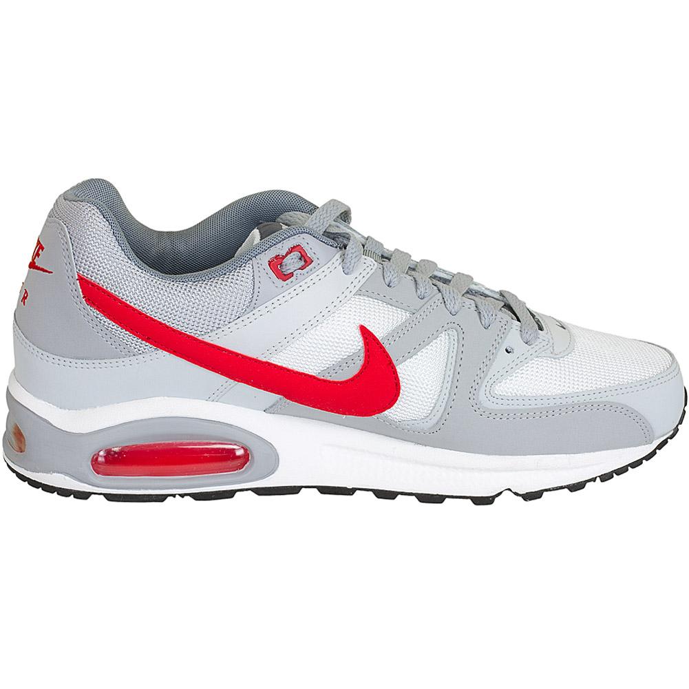 Nike Sneaker Weiß Rot