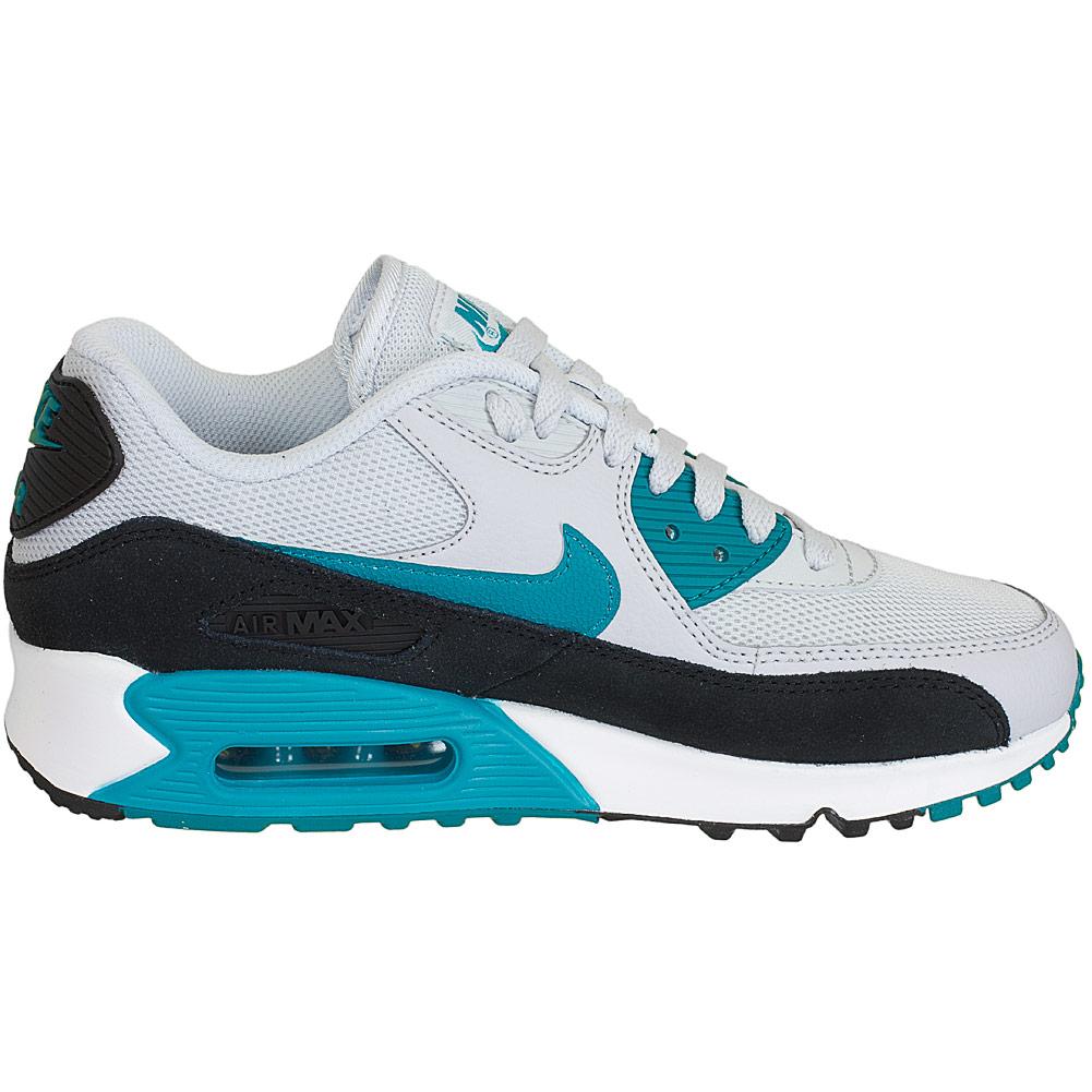 Nike Sneaker Grau Türkis