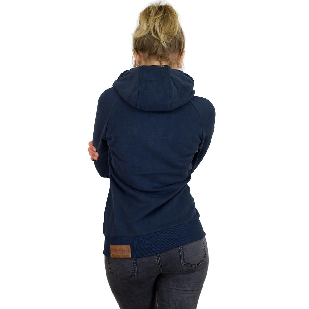 naketano damen hoodie blonder engel dunkelblau hier bestellen. Black Bedroom Furniture Sets. Home Design Ideas
