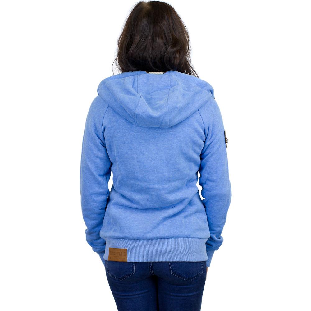 naketano damen zip hoodie brazzo vi blau hier bestellen. Black Bedroom Furniture Sets. Home Design Ideas