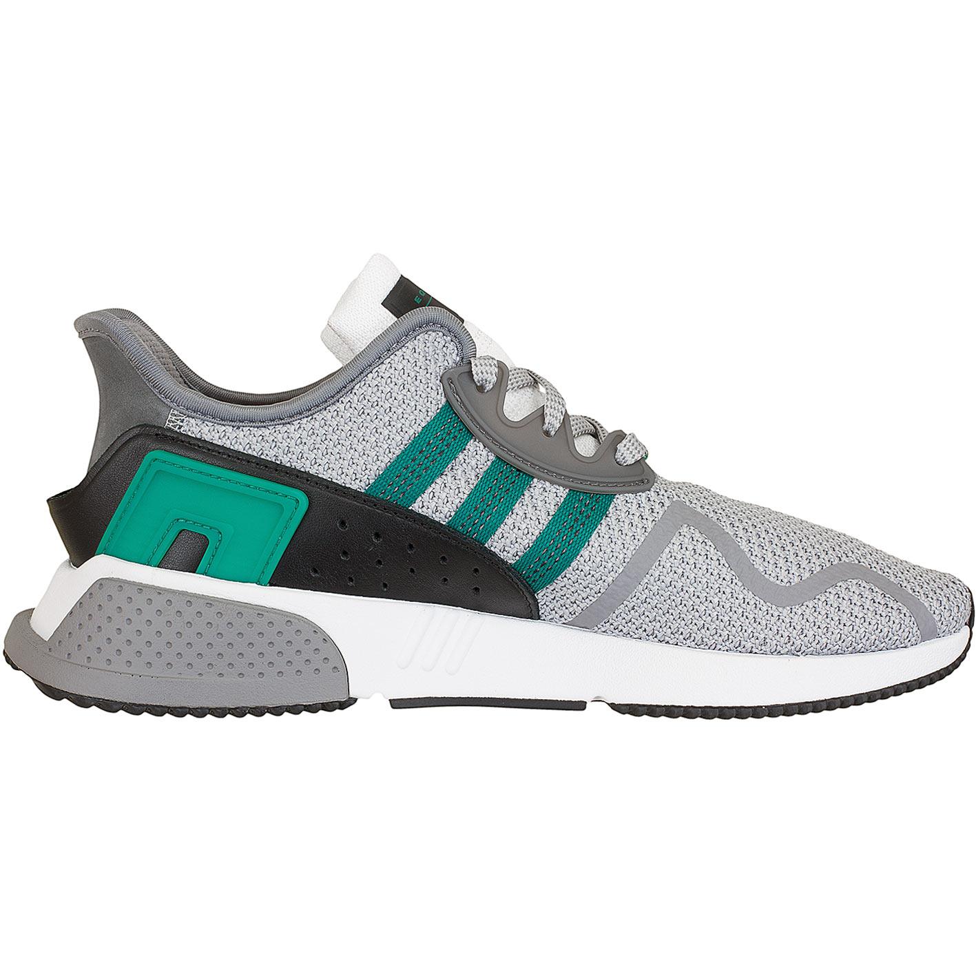 check out 58226 d754b ... release date  f18ec 933ba Adidas Originals Damen Sneaker Equipment Cushion  ADV graugrün