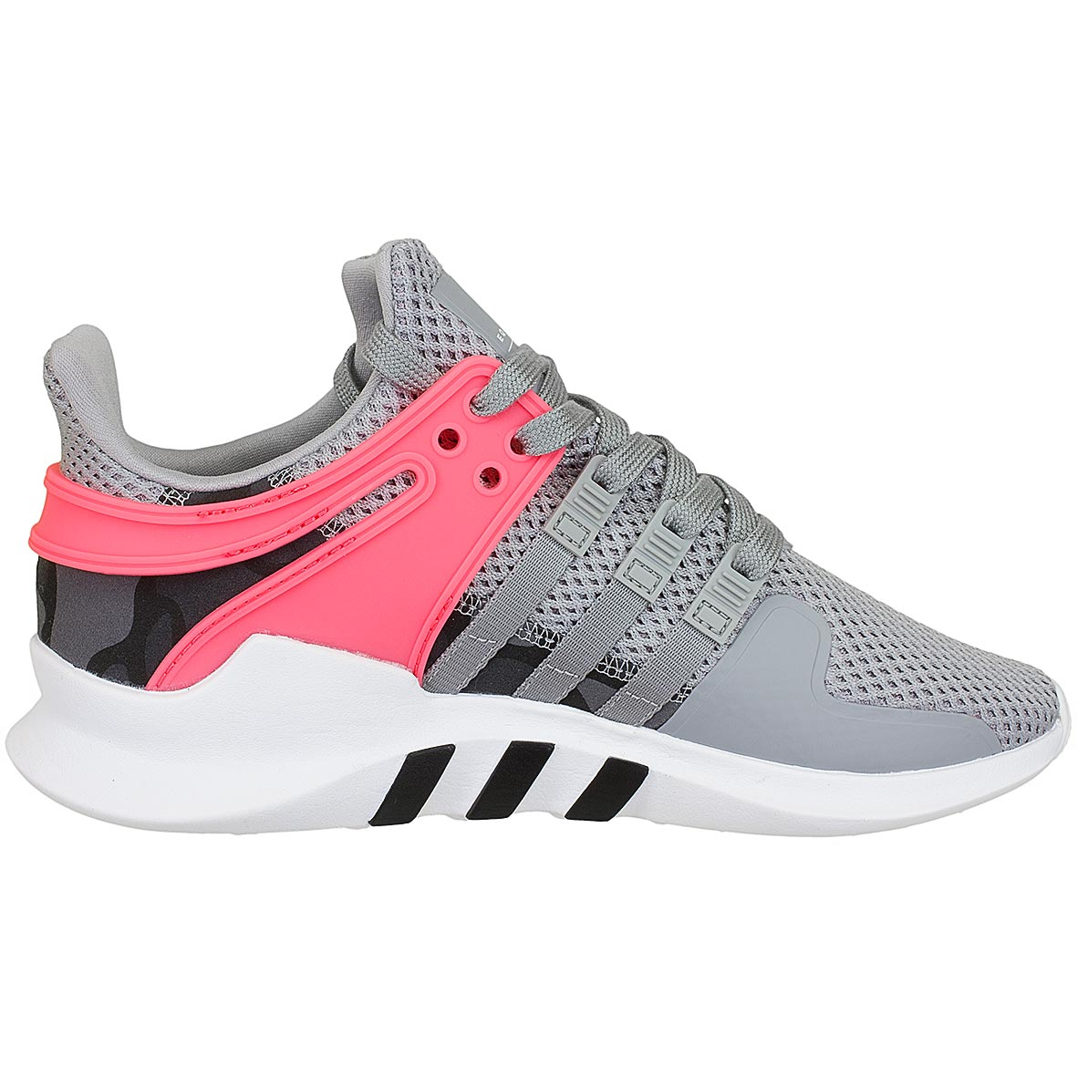 ☆ Adidas Originals Damen Sneaker Equipment Support ADV grau/schwarz ...