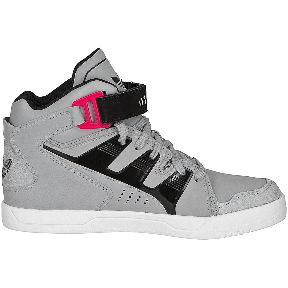 Adidas Sneaker Grau Schwarz