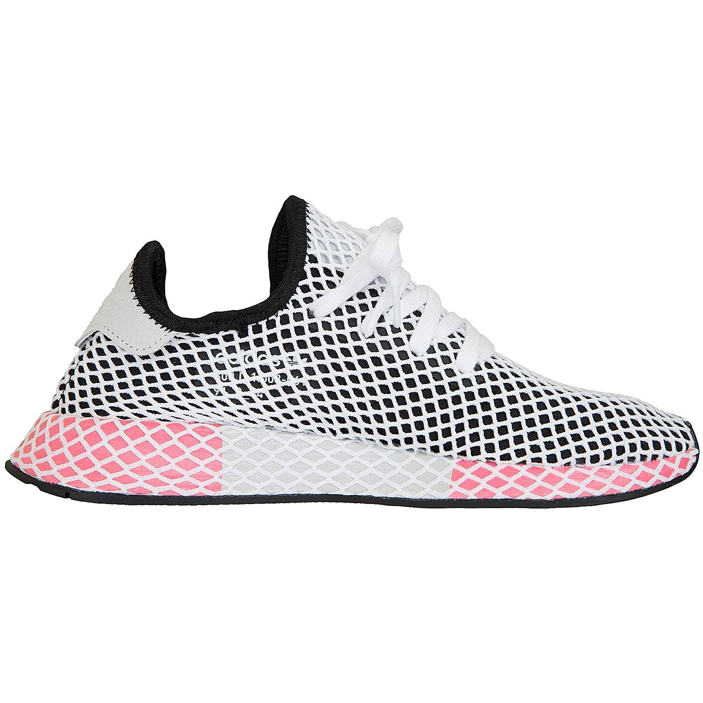 ? Adidas Originals Damen Sneaker Deerupt Runner schwarz
