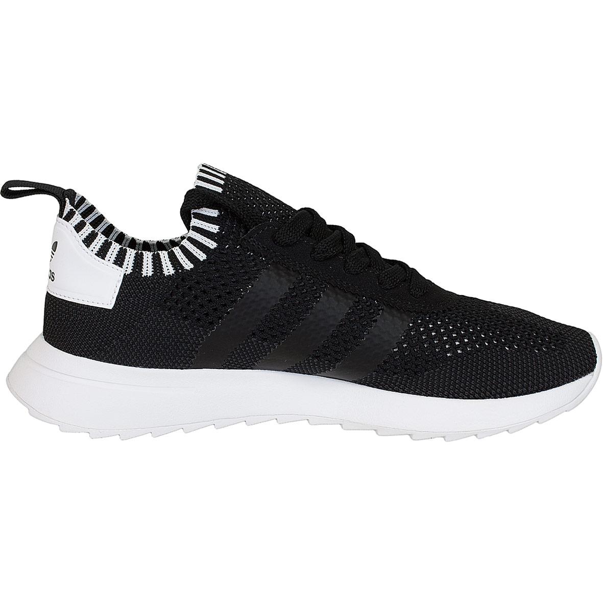 wholesale dealer 9a222 8728c Adidas Originals Damen Sneaker Flashback Primeknit schwarzweiß