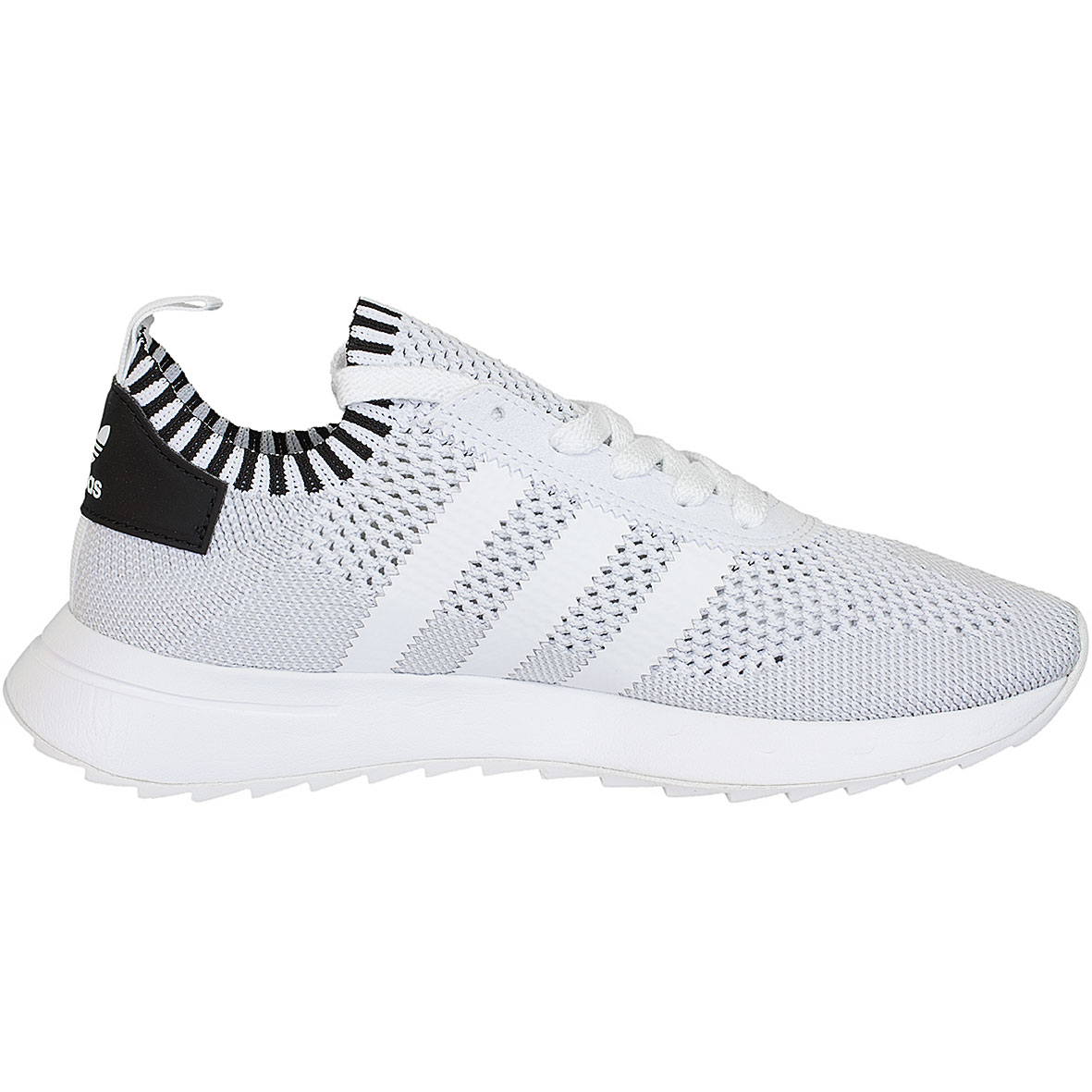 ☆ Adidas Originals Damen Sneaker Flashback Primeknit weiß