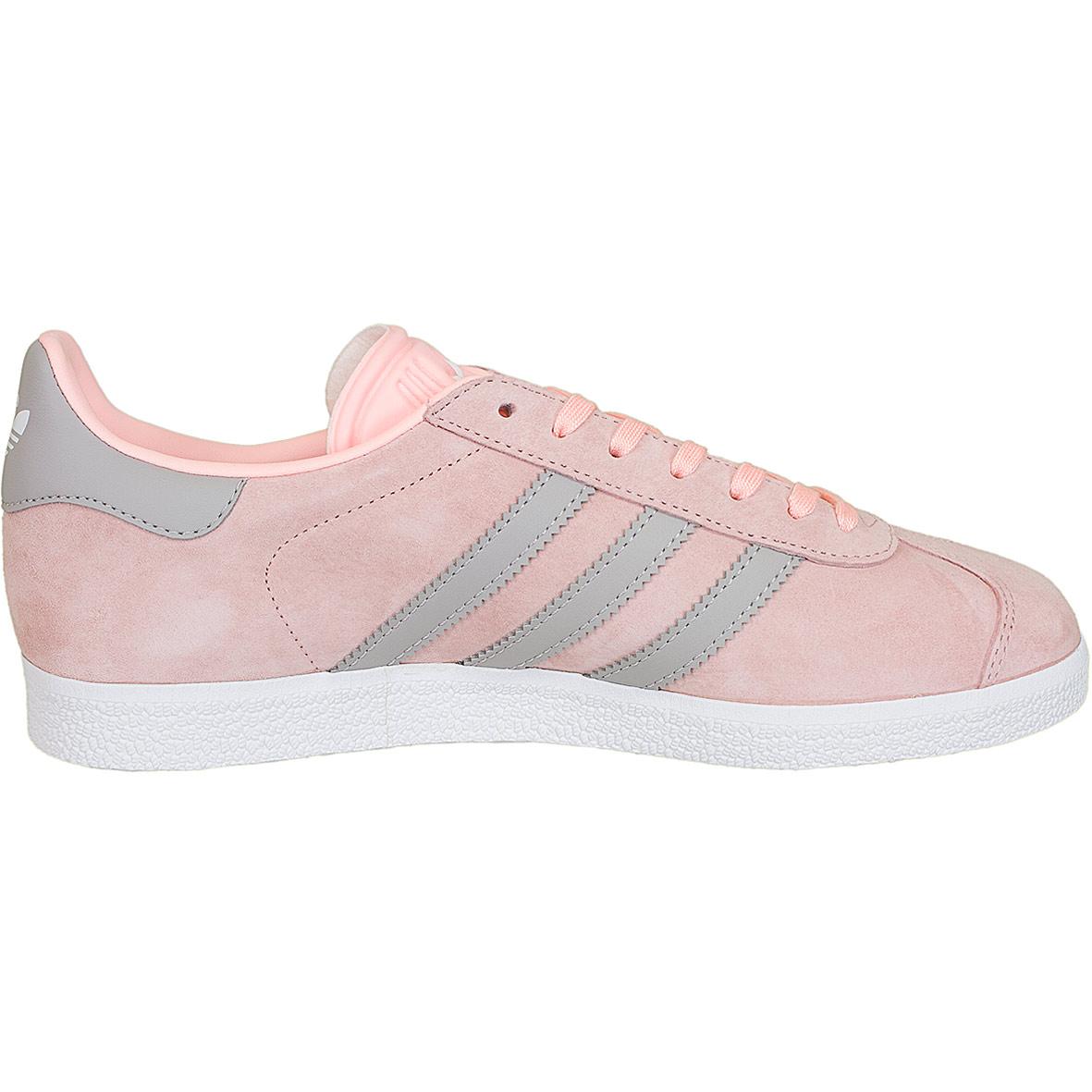 adidas turnschuhe grau rosa
