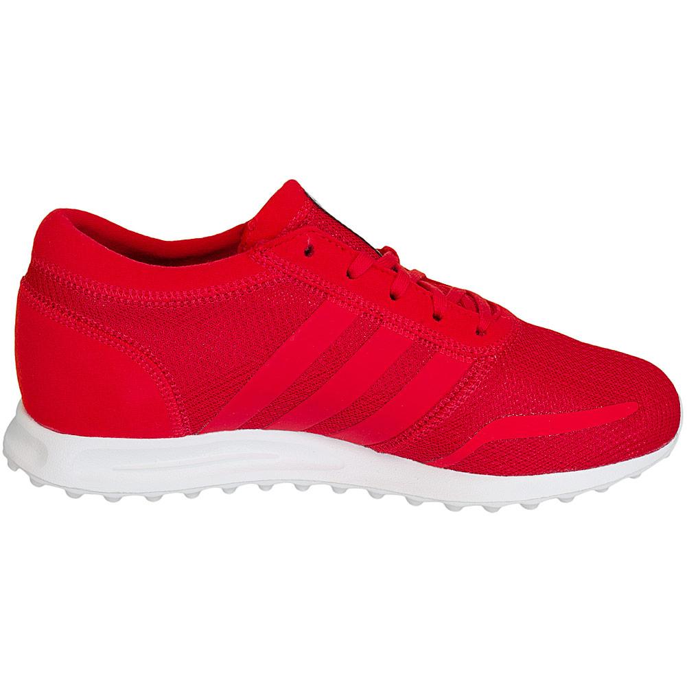 ☆ Adidas Originals Damen Sneaker Los Angeles rot/weiß ...