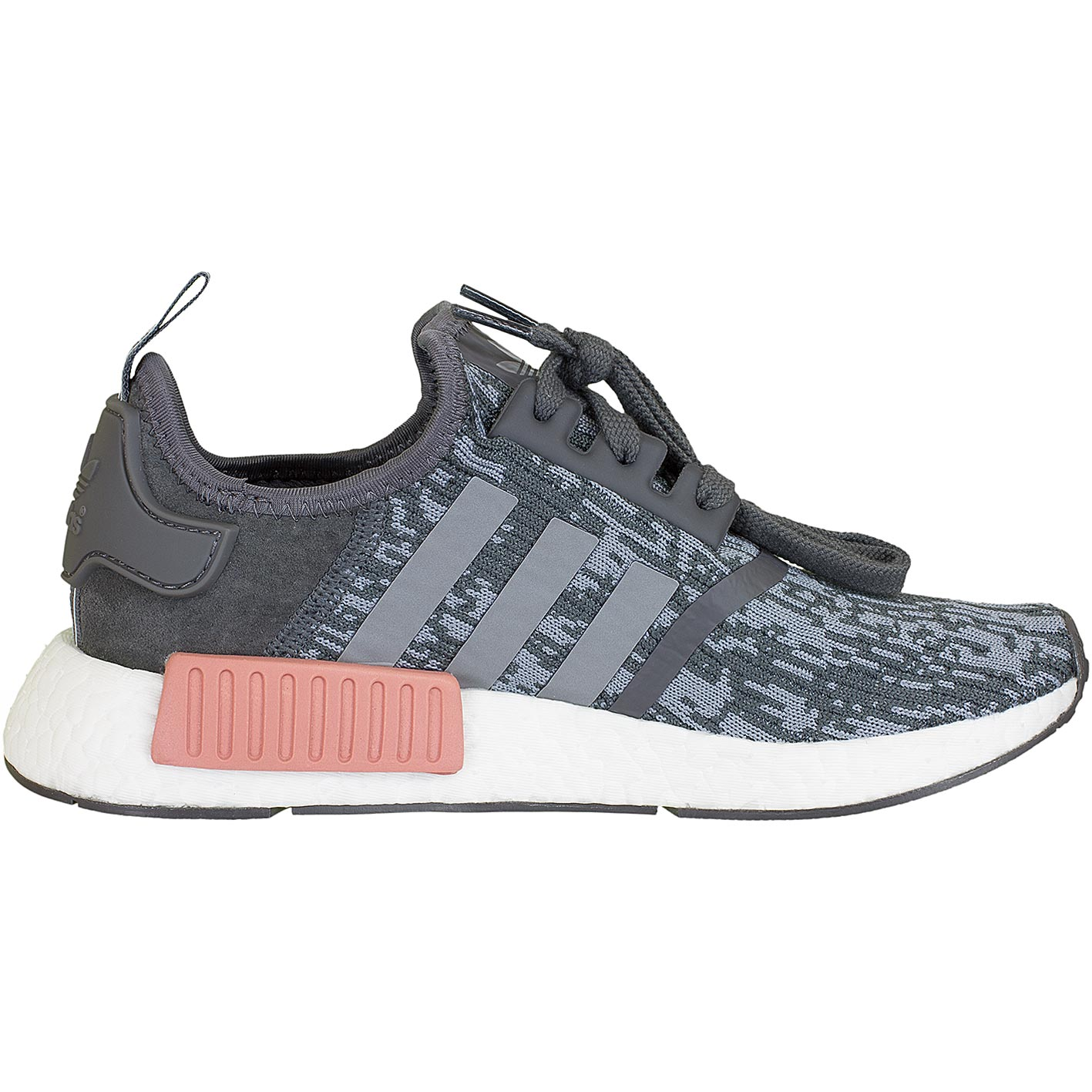 lowest price new design cheapest price ☆ Adidas Originals Damen Sneaker NMD R1 grau/pink - hier ...